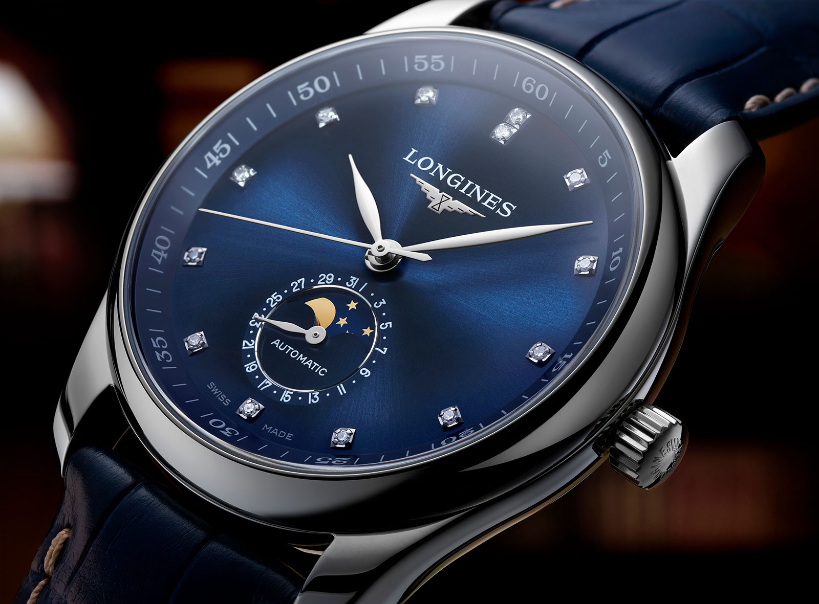 longines master moonphase 1