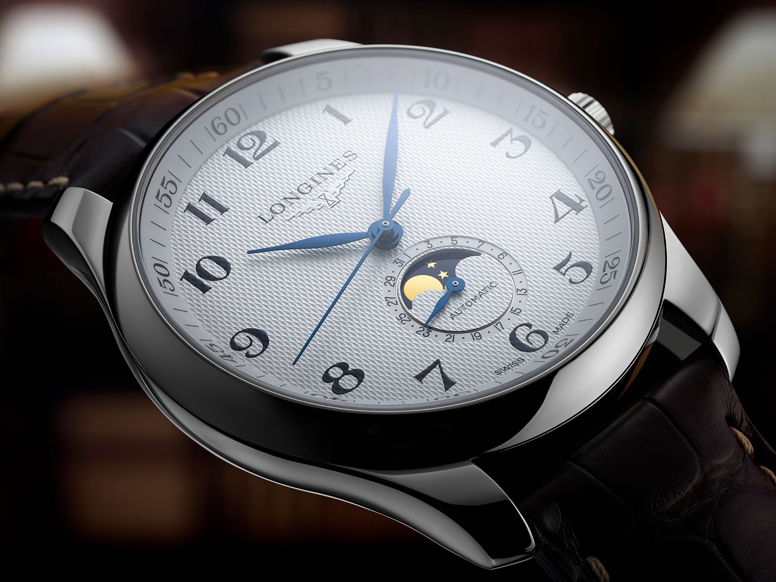 longines master moonphase 3