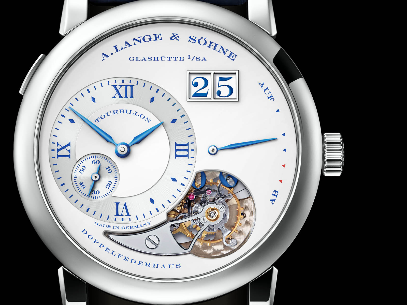 "A. Lange & Söhne Lange 1 Tourbillon ""25th Anniversary""3"