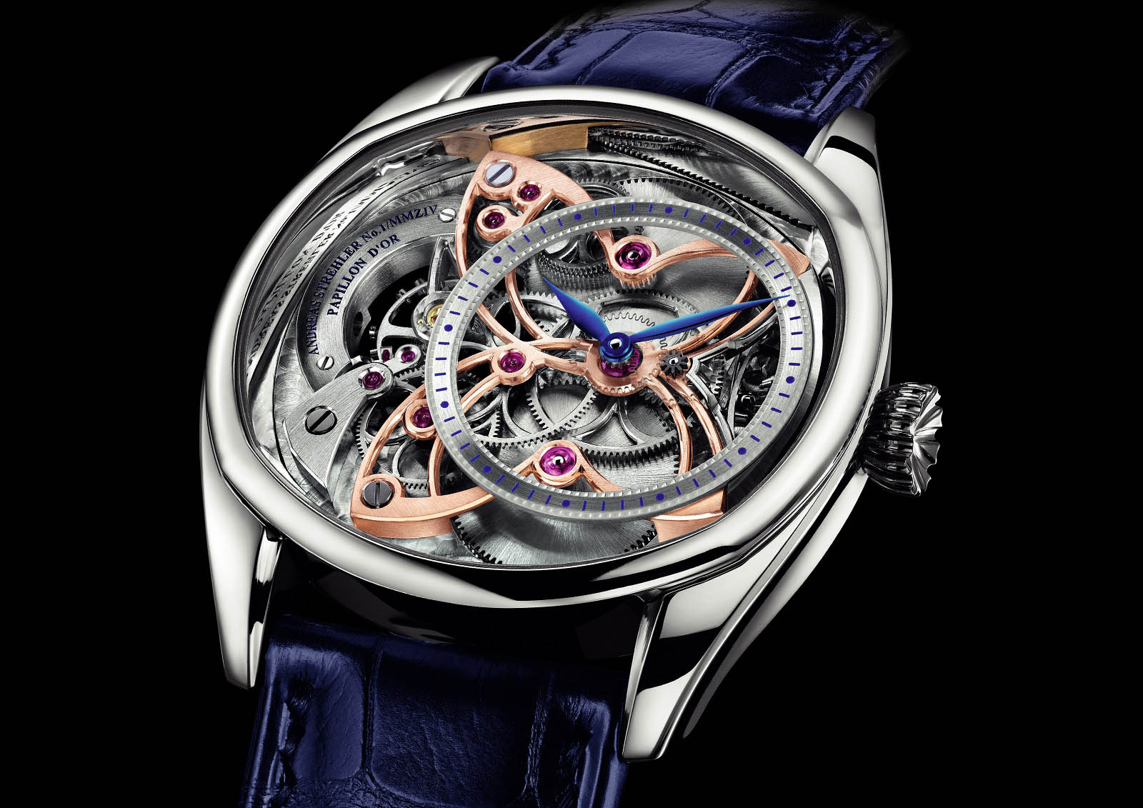 Andreas Strehler Papillon D'Or 04