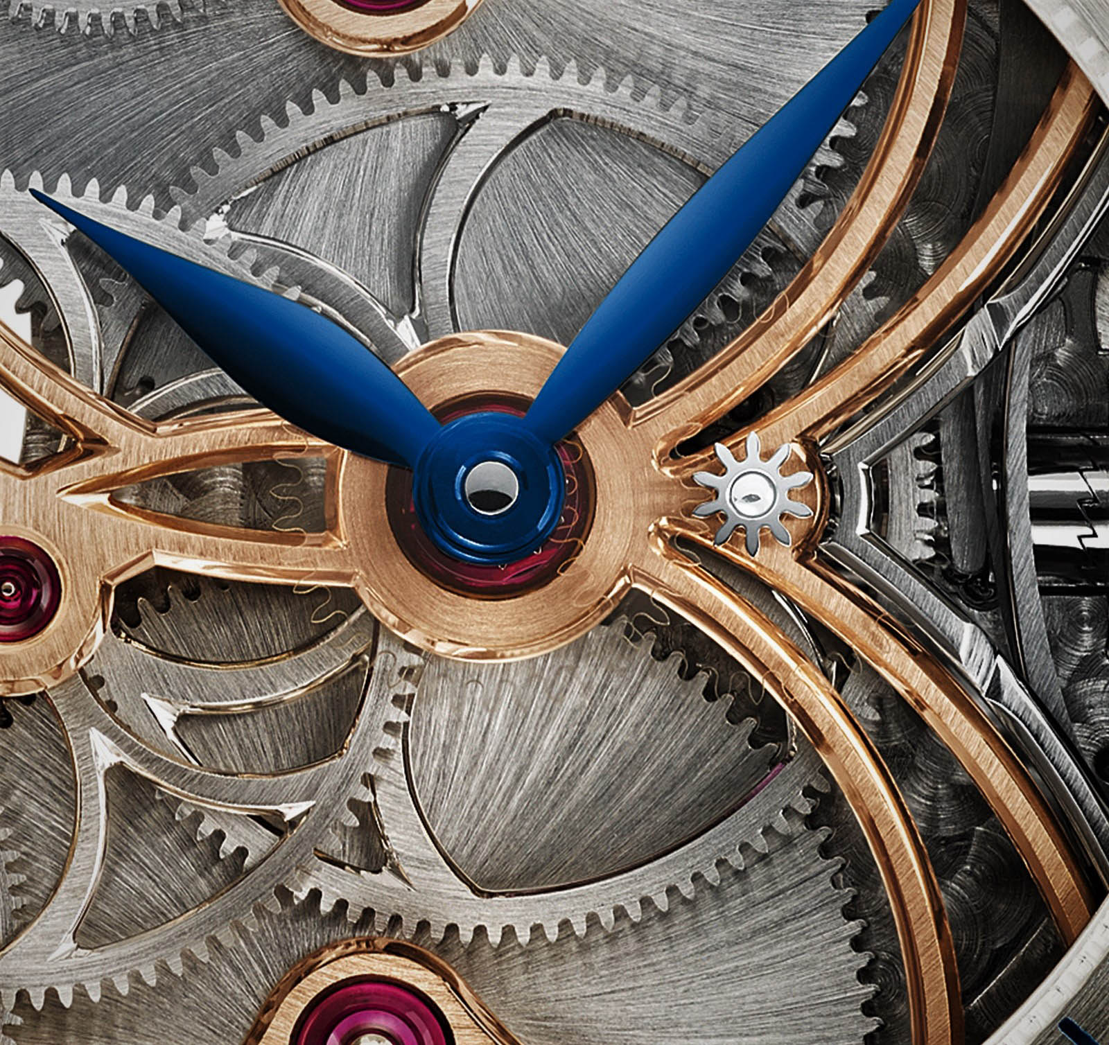 Andreas Strehler Time Zone Watch 12