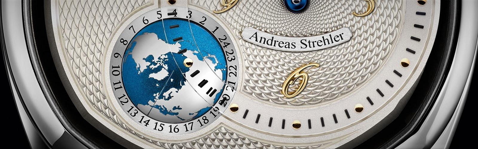 Andreas Strehler Time Zone Watch 22