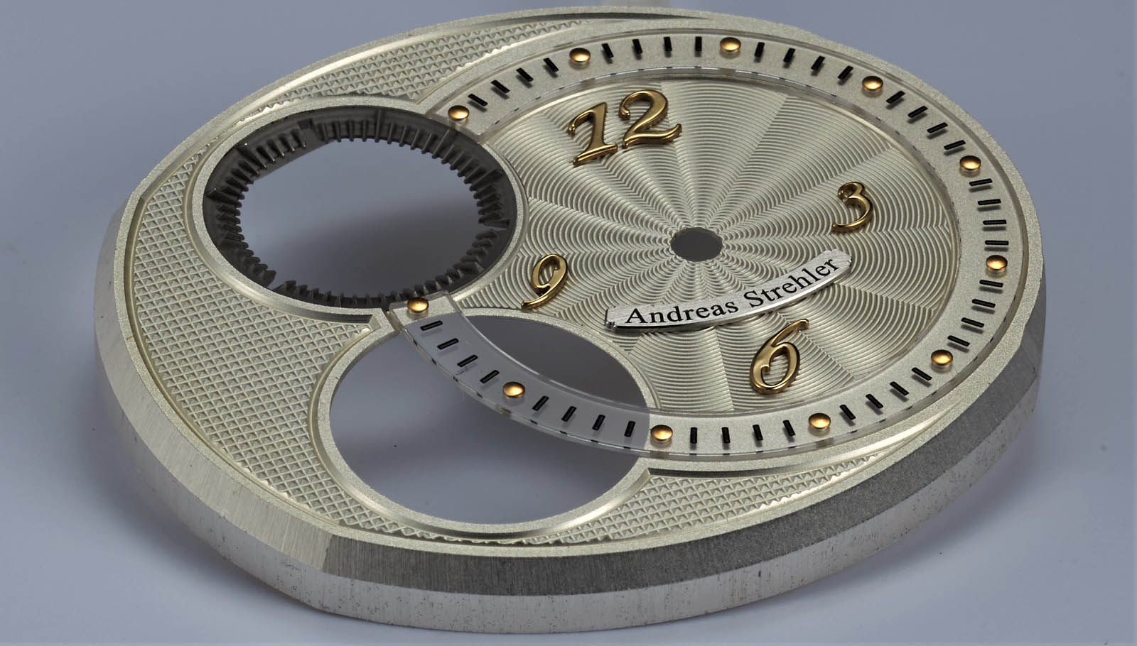 Andreas Strehler Time Zone Watch 35