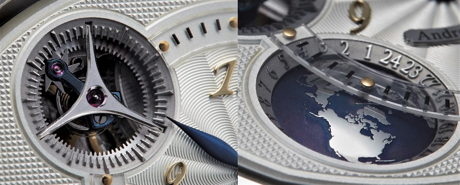 Andreas Strehler Time Zone Watch 43