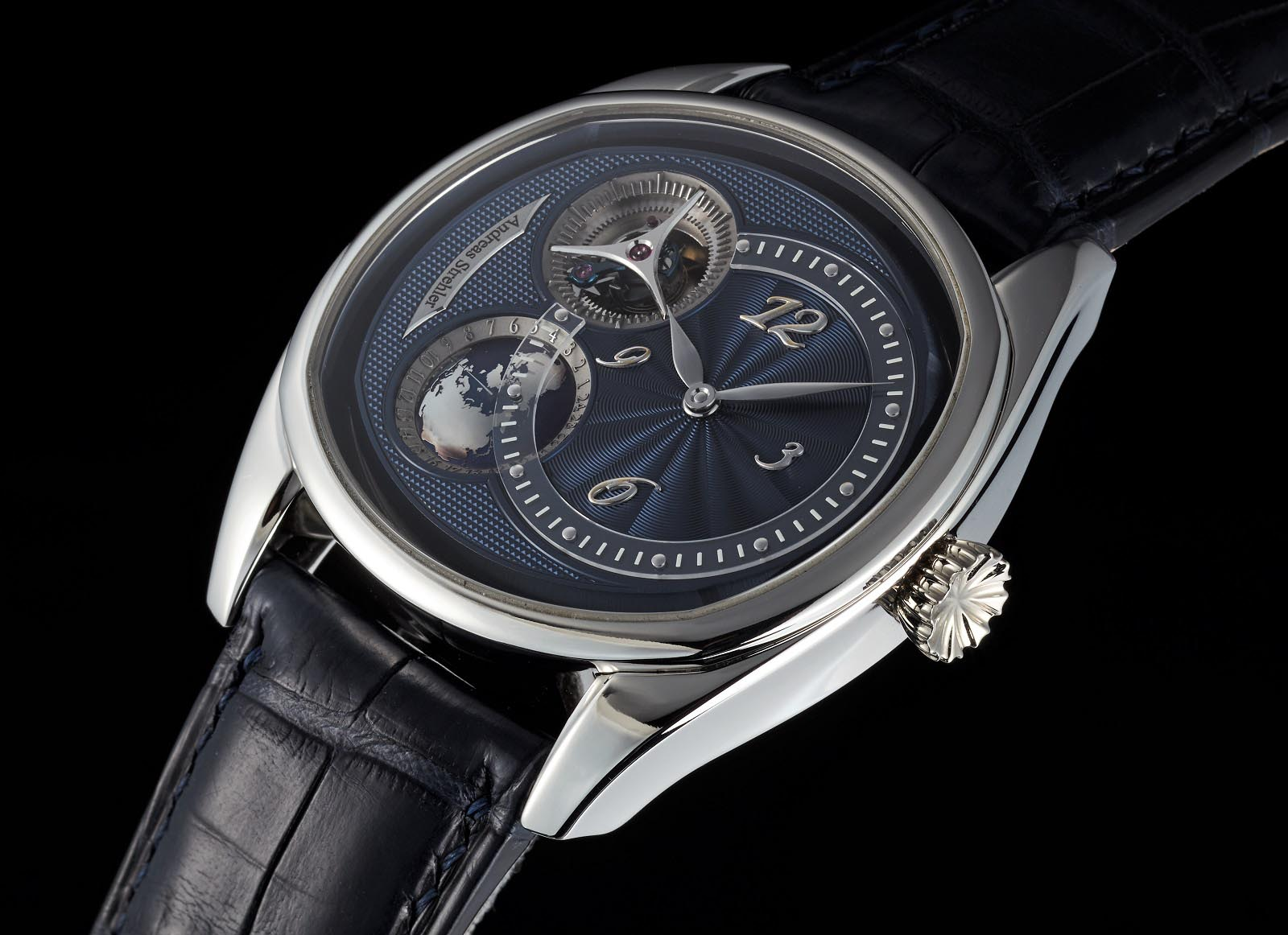 Andreas Strehler Time Zone Watch 47