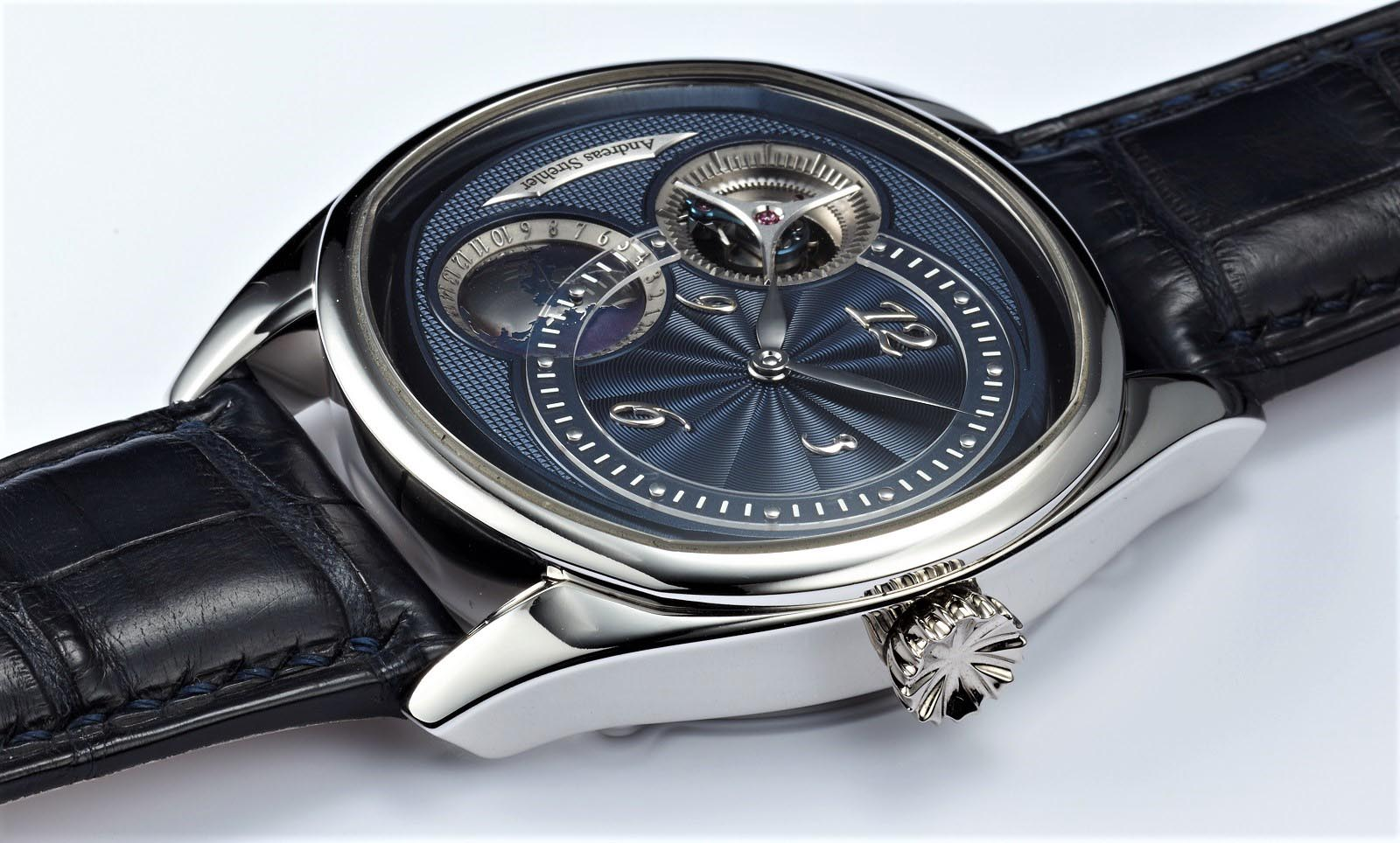 Andreas Strehler Time Zone Watch 51