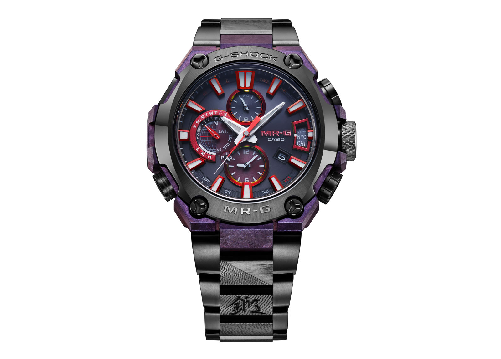 Casio G-Shock MRG-G2000GA 5