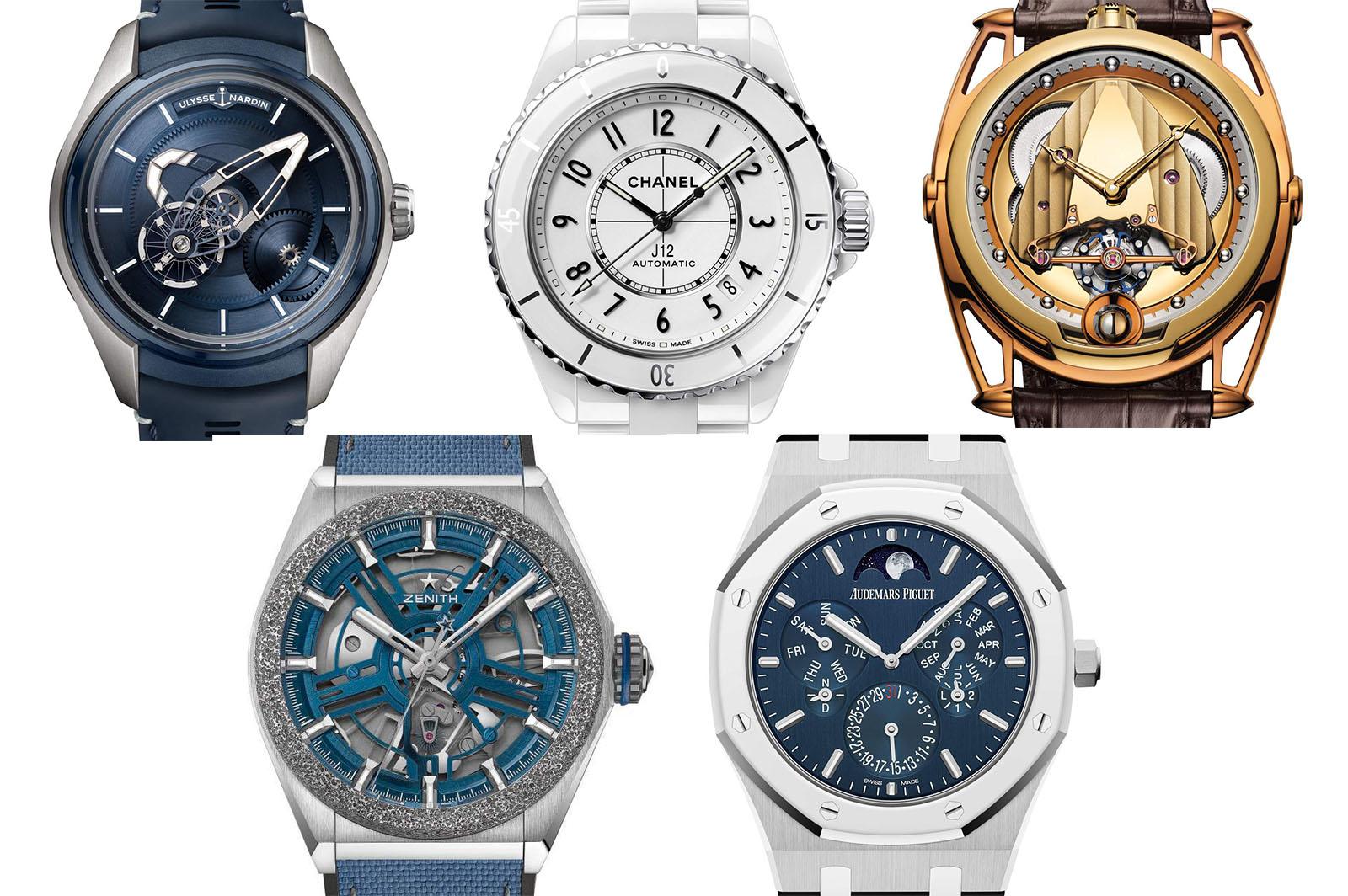 The Finalists of the 2019 Grand Prix d'Horlogerie de Genève | SJX Watches