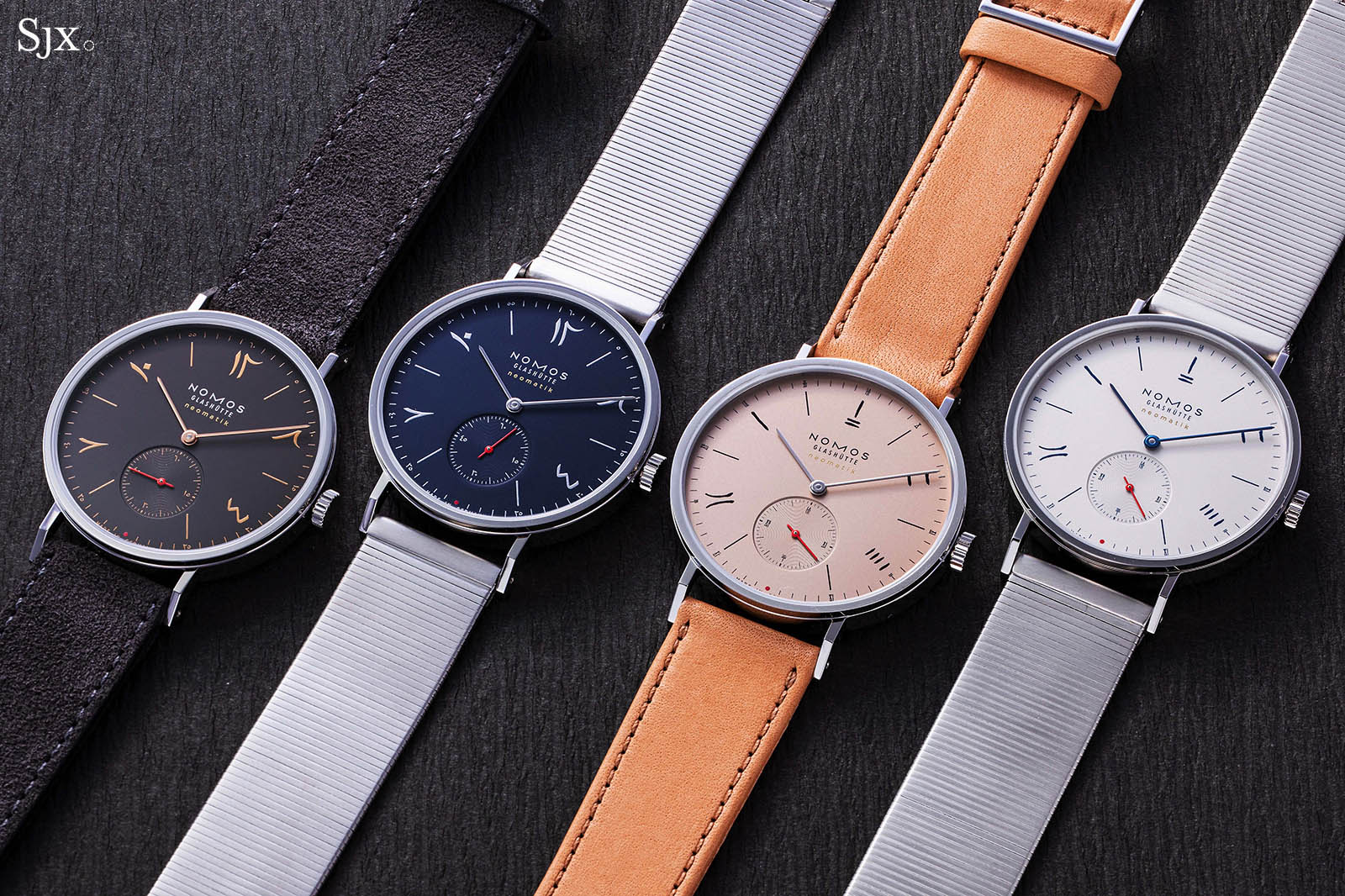 Nomos Tangente The Hour Glass Limited edition