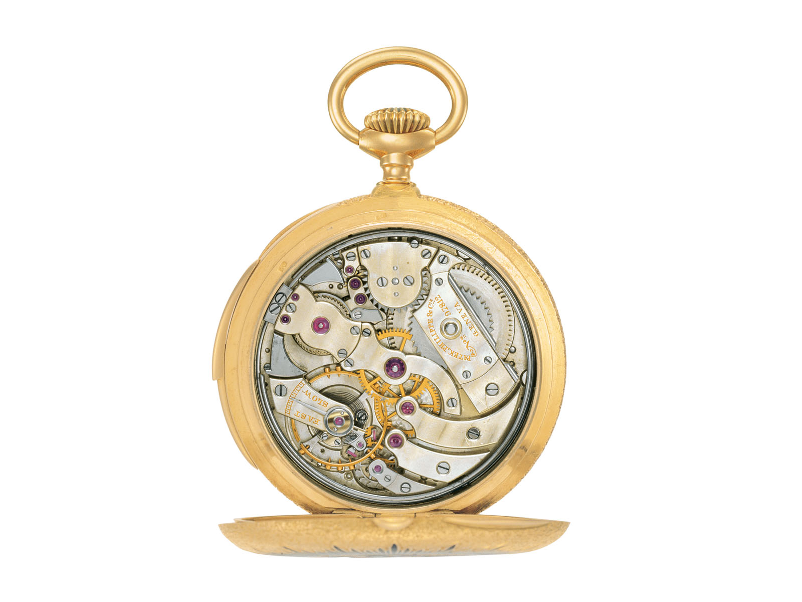 Patek Philippe King of Siam Pocket Watch 2