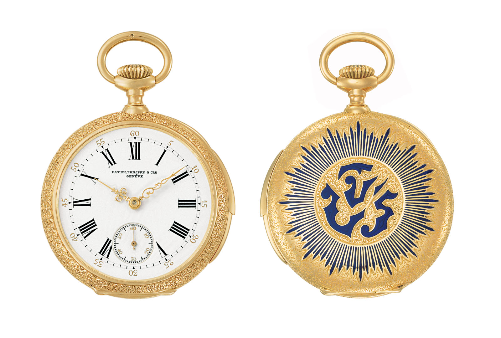 Patek Philippe King of Siam Pocket Watch