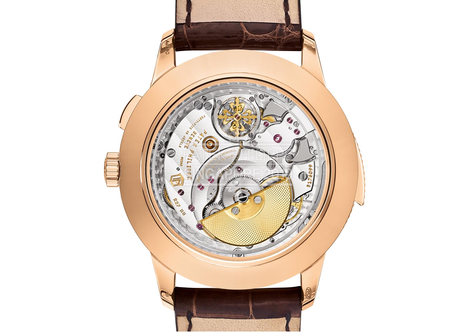 Patek Philippe World Time Minute Repeater Singapore 2019