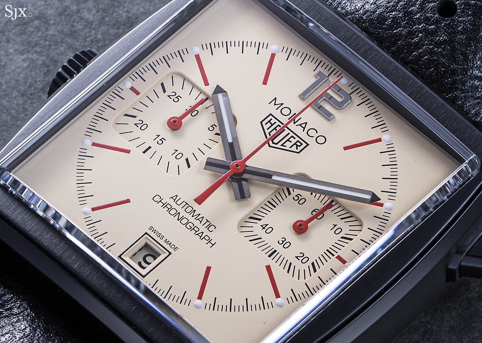 "TAG Heuer Monaco ""The Hour Glass"" Edition 9"