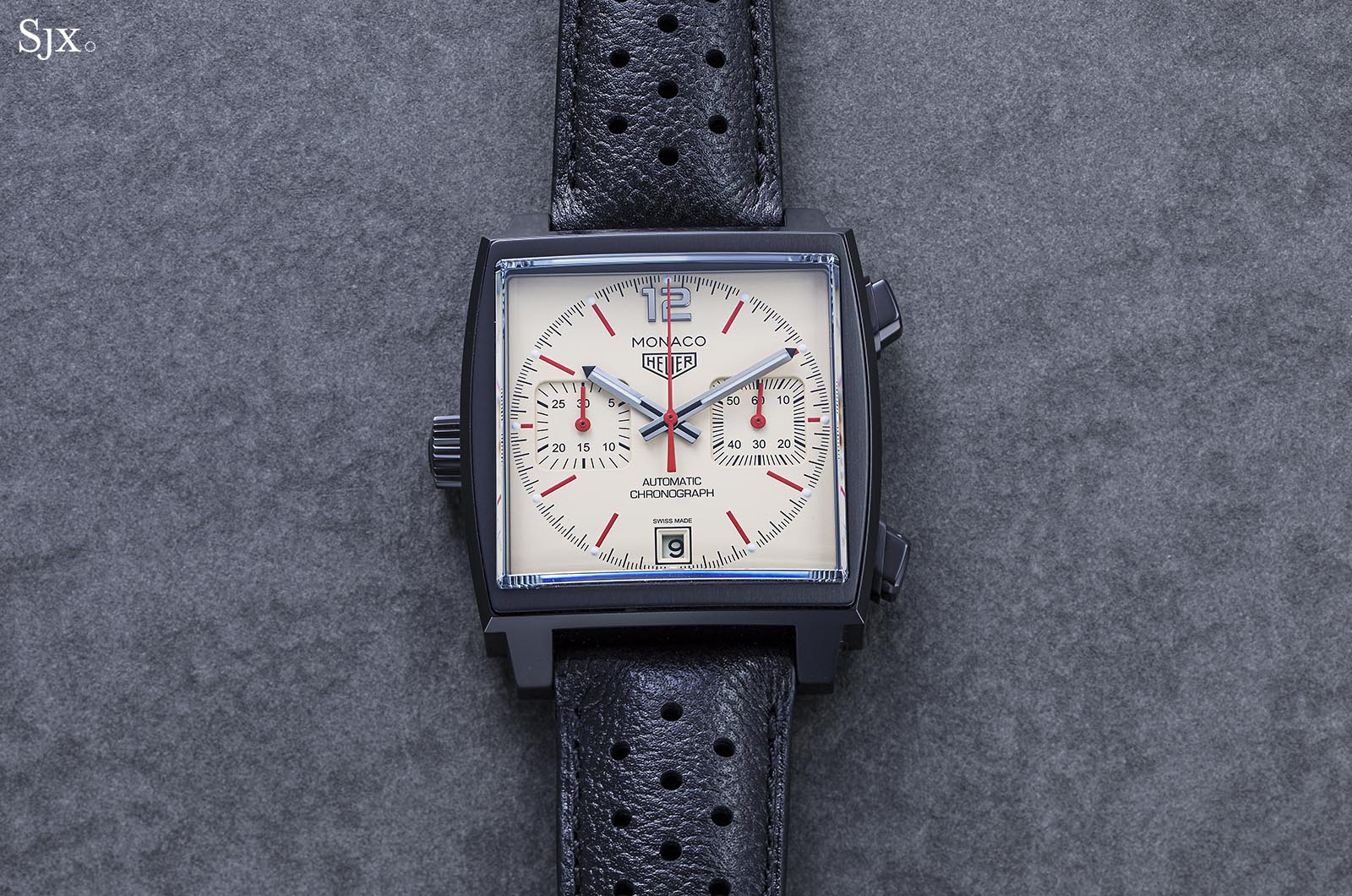 TAG Heuer Monaco The Hour Glass 1