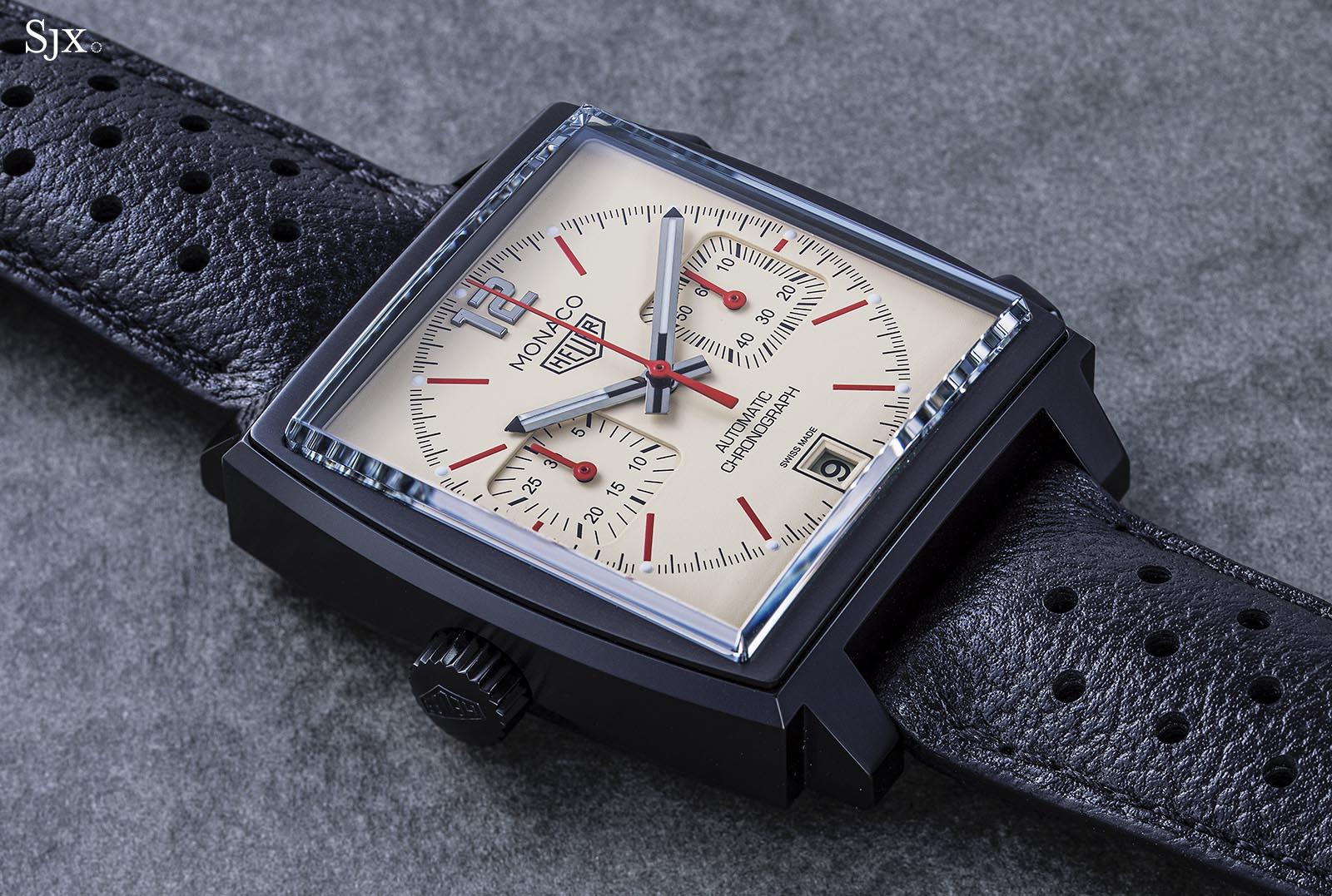 TAG Heuer Monaco The Hour Glass 3