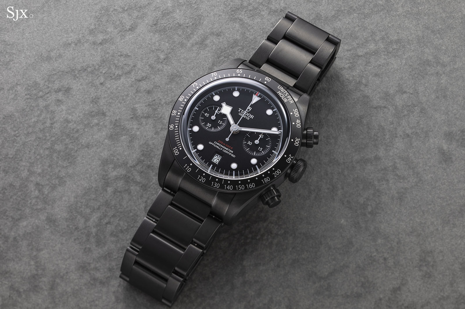 Tudor Black Bay Dark Chrono-1
