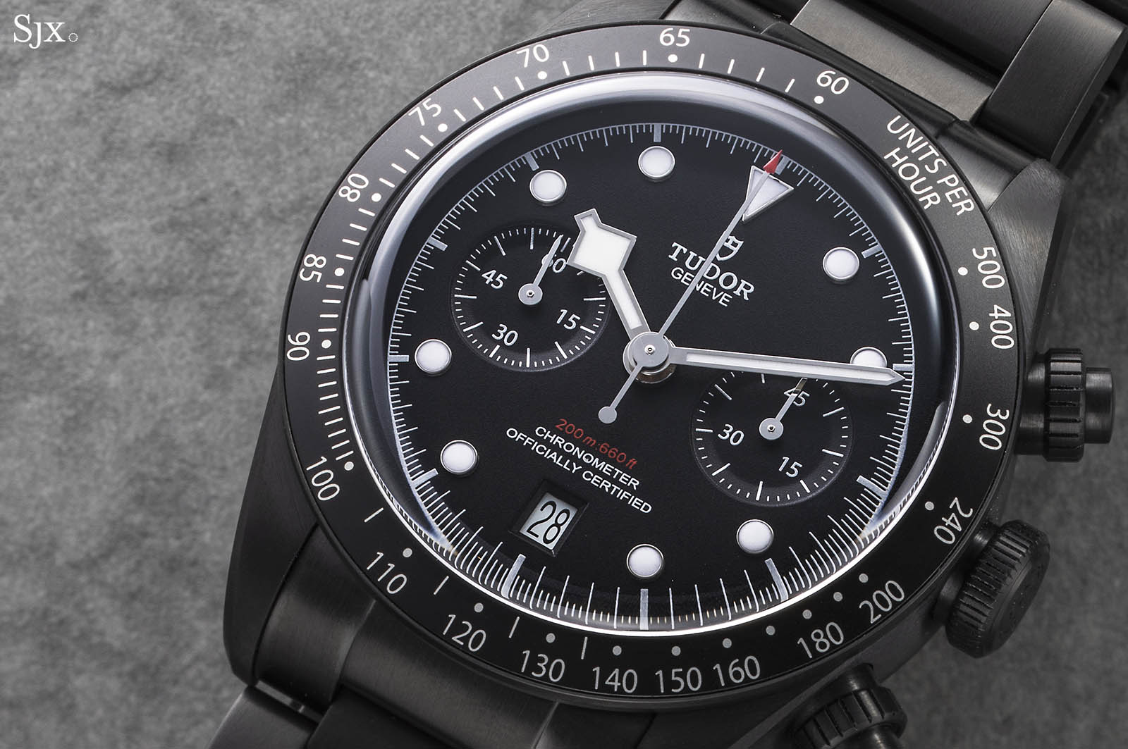 Tudor Black Bay Dark Chrono 5
