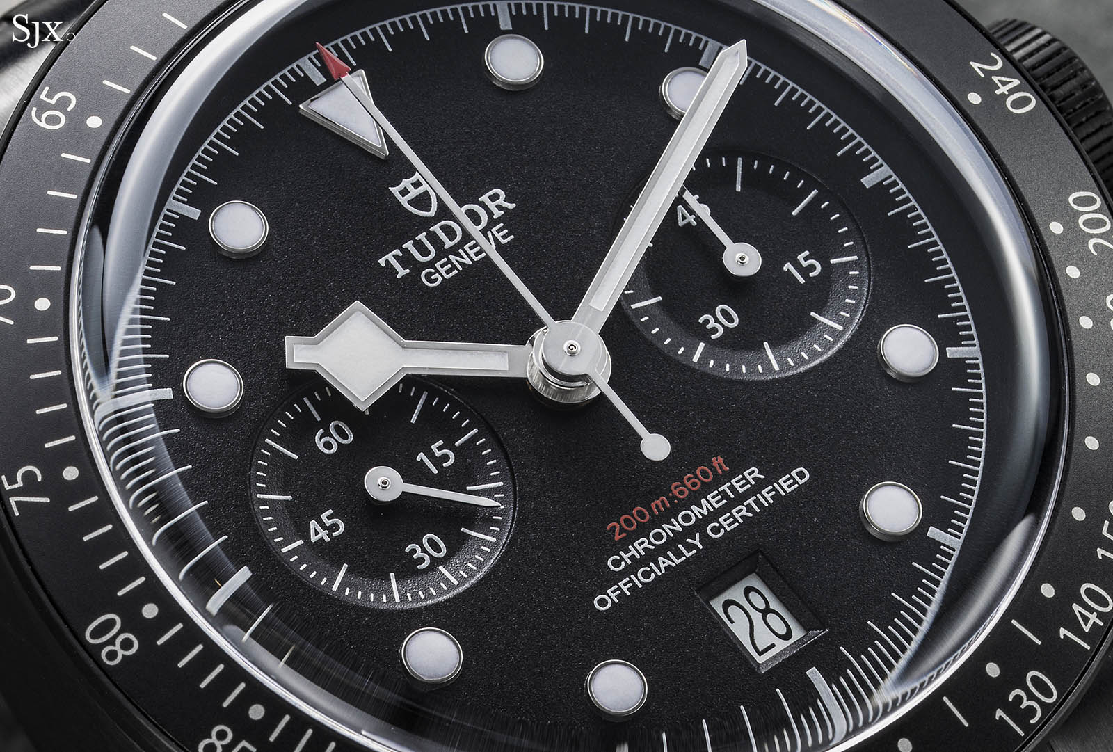 Tudor Black Bay Dark Chrono 6