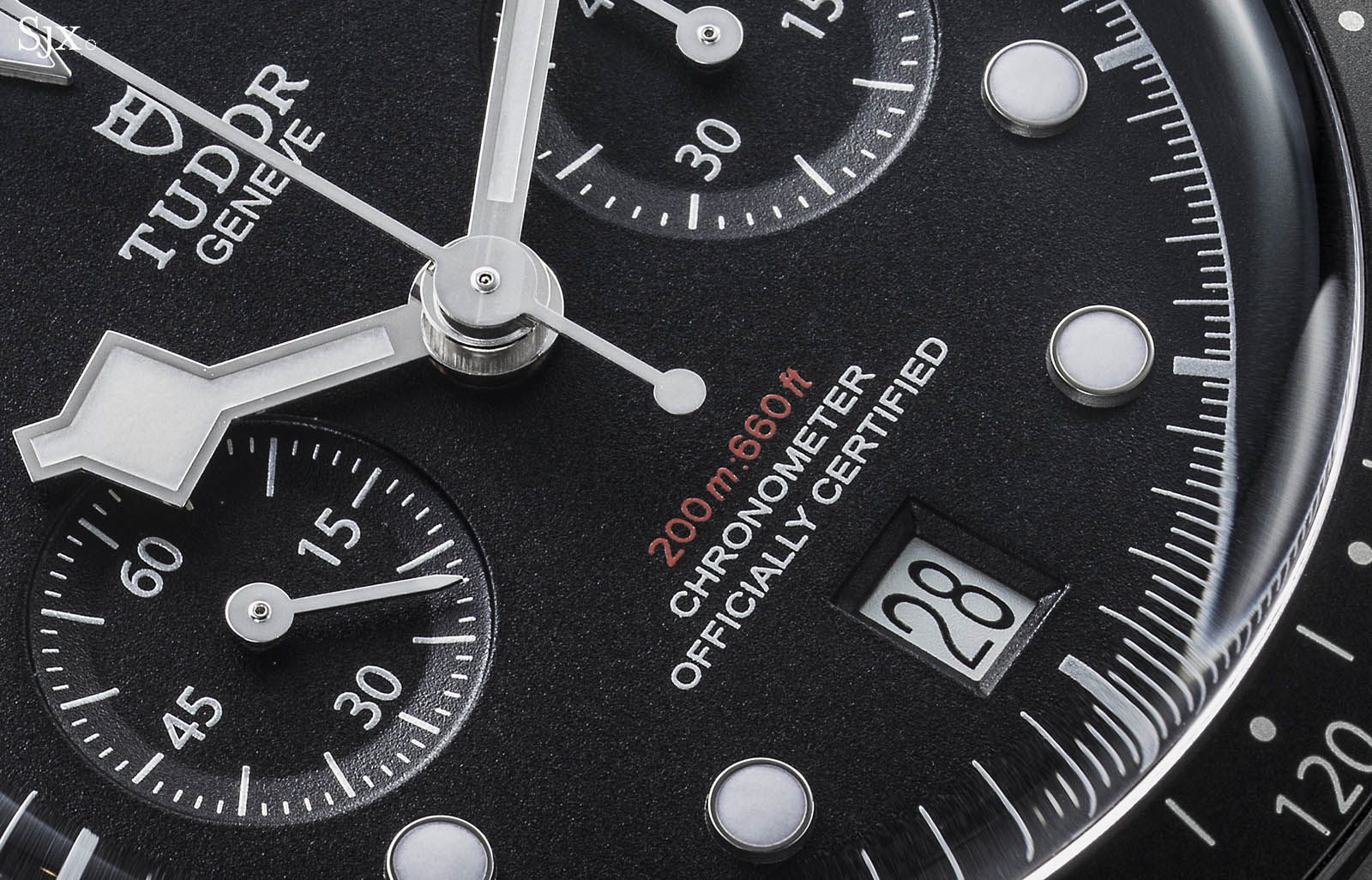 Tudor Black Bay Dark Chrono 8