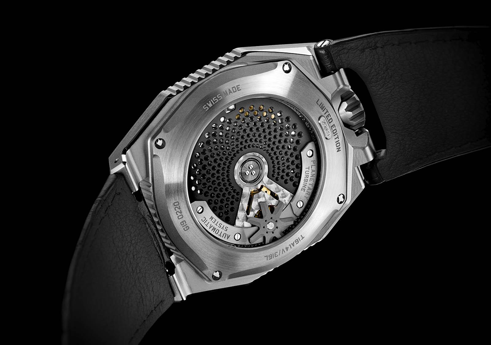 Urwerk UR-100 SpaceTime 4