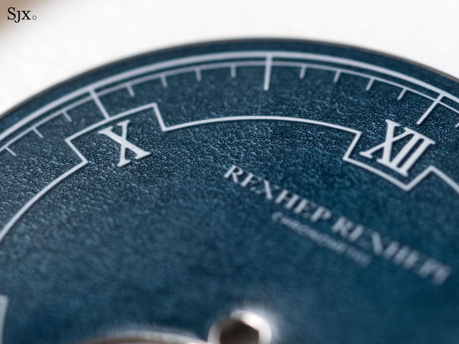 akrivia RRCC only watch 2019 enamel dial 1