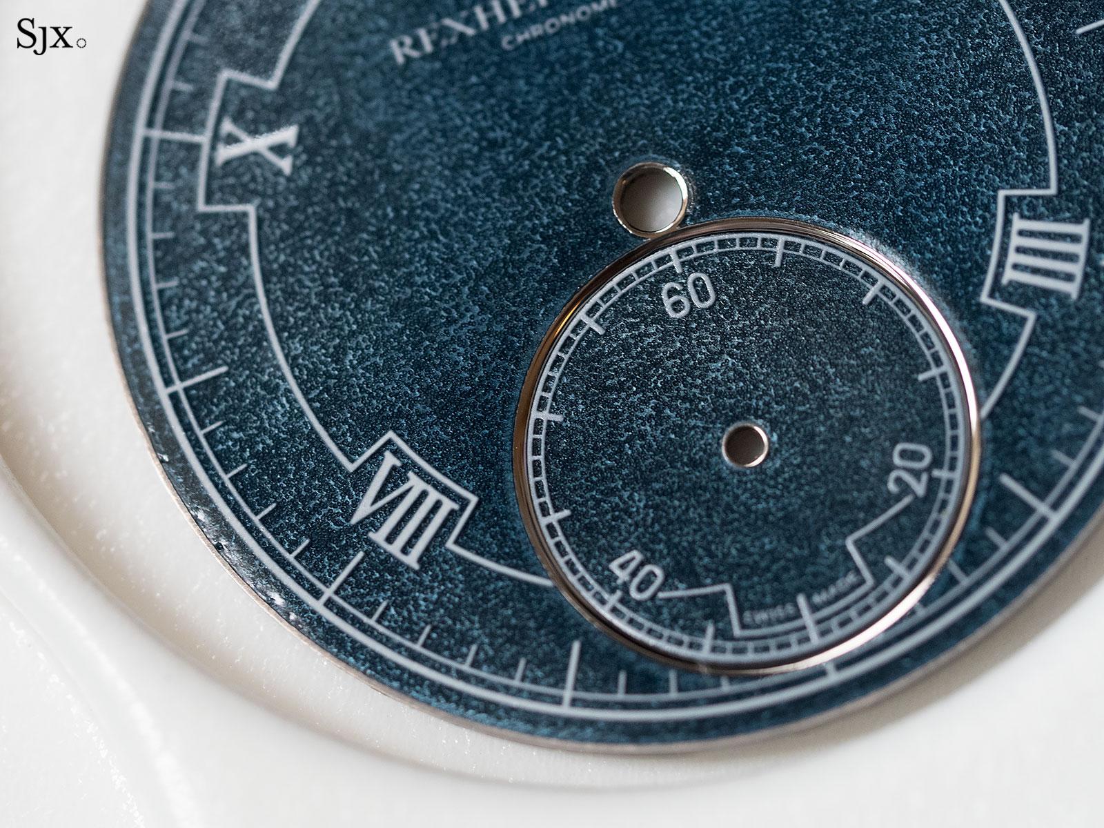 akrivia RRCC only watch 2019 enamel dial 3