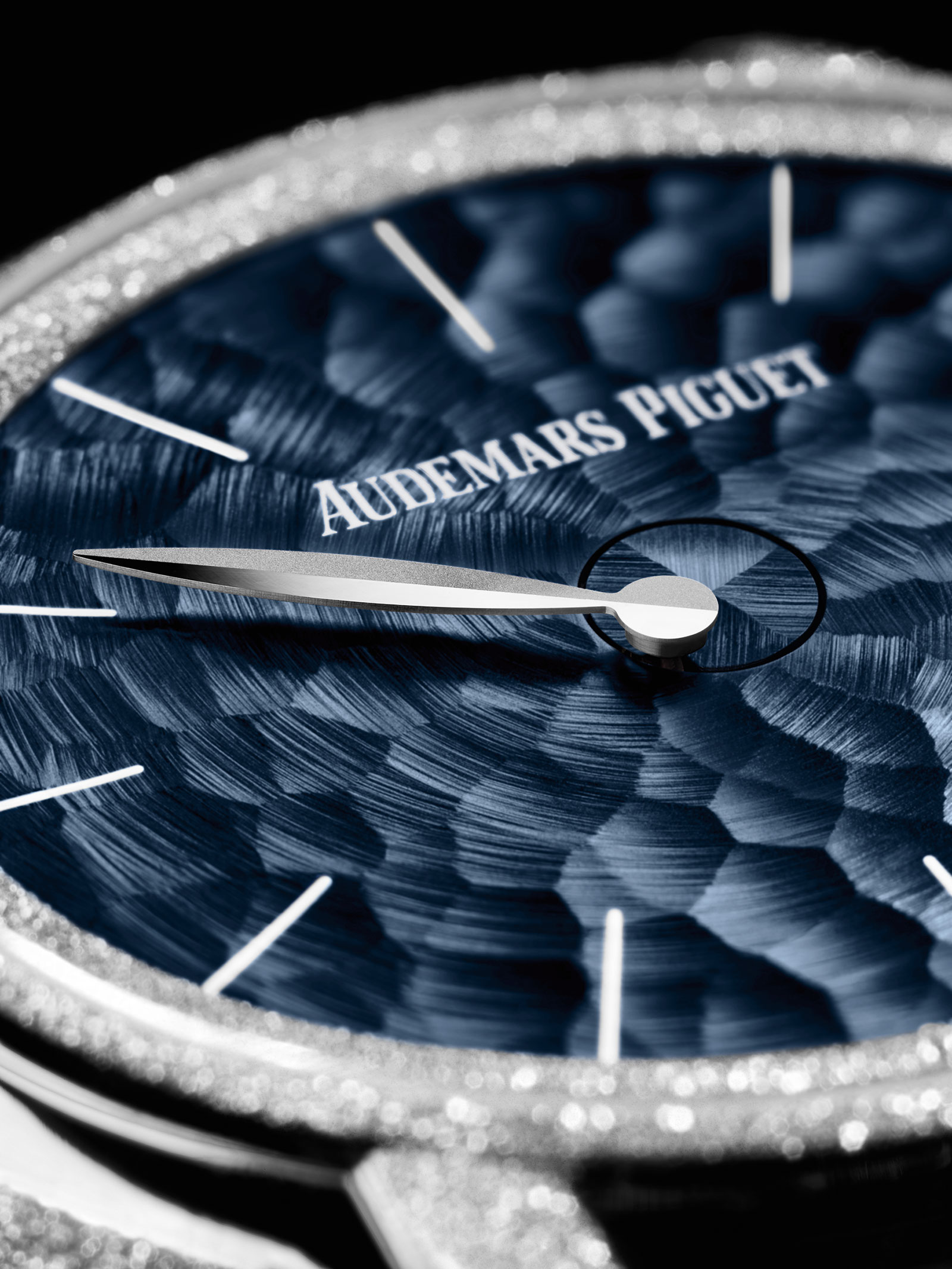 audemars piguet Millenary Frosted Gold Philosophique 3