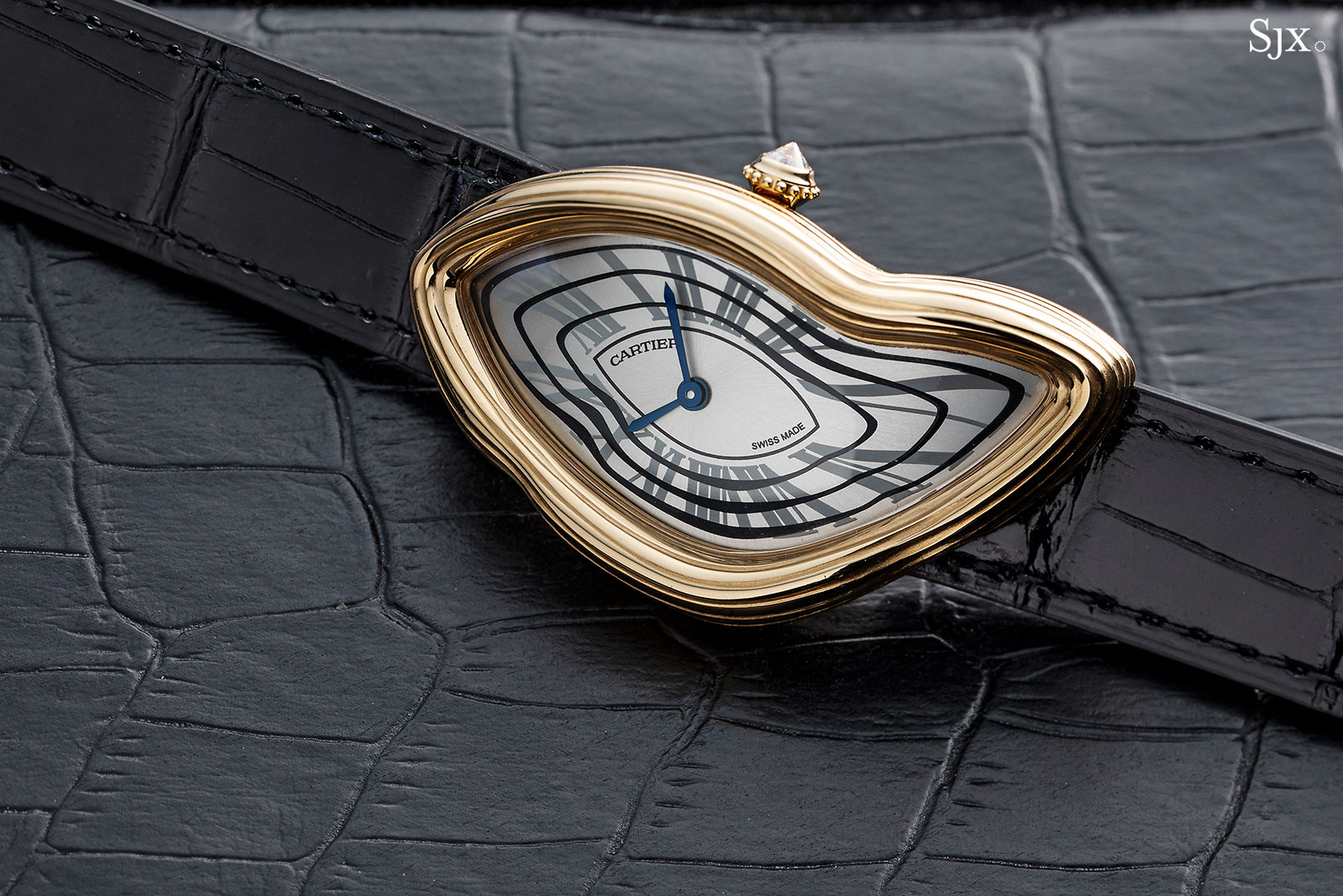 cartier crash radieuse phillips perpetual