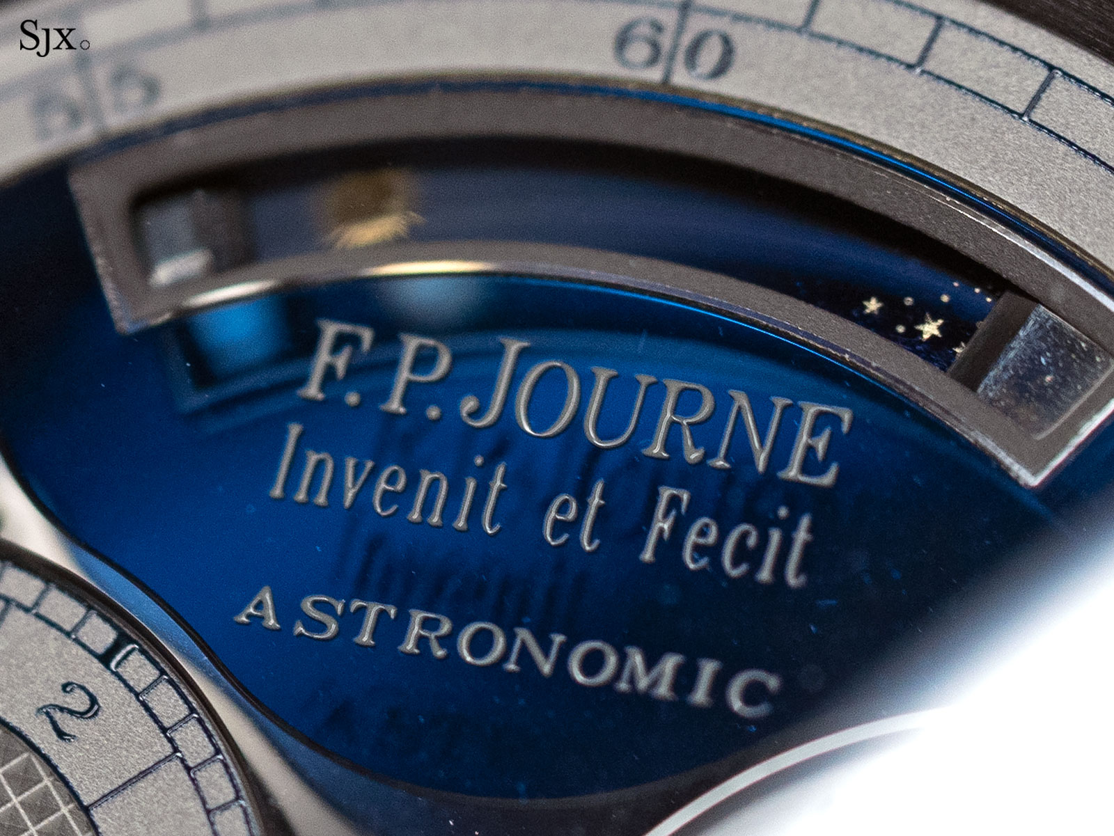 fp journe Astronomic Blue Only Watch 3