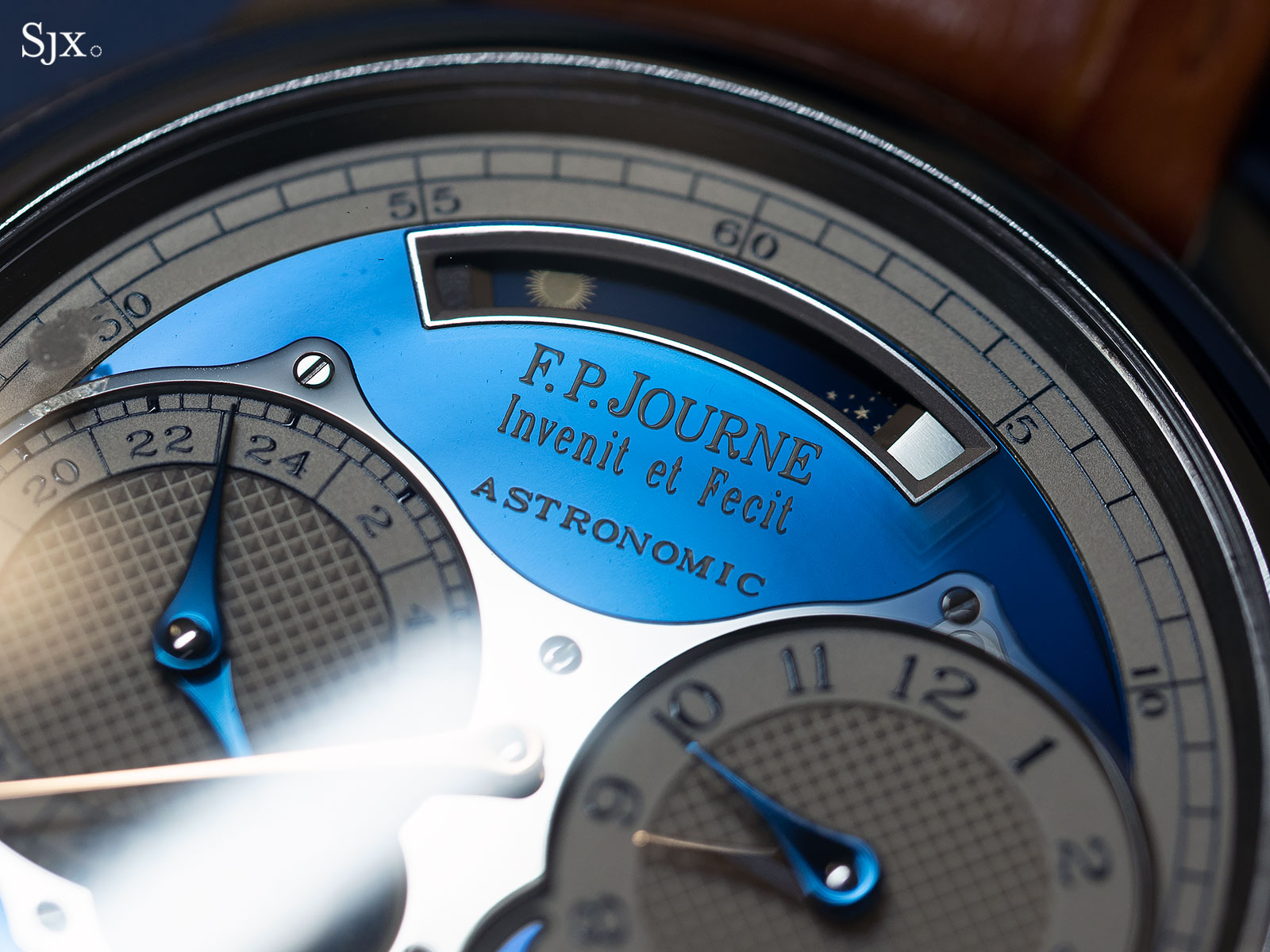 fp journe Astronomic Blue Only Watch 5