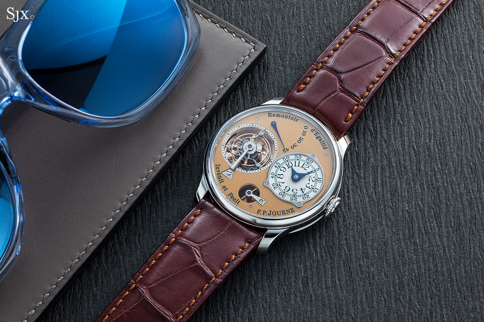 fp journe tourbillon steel phillips perpetual 1