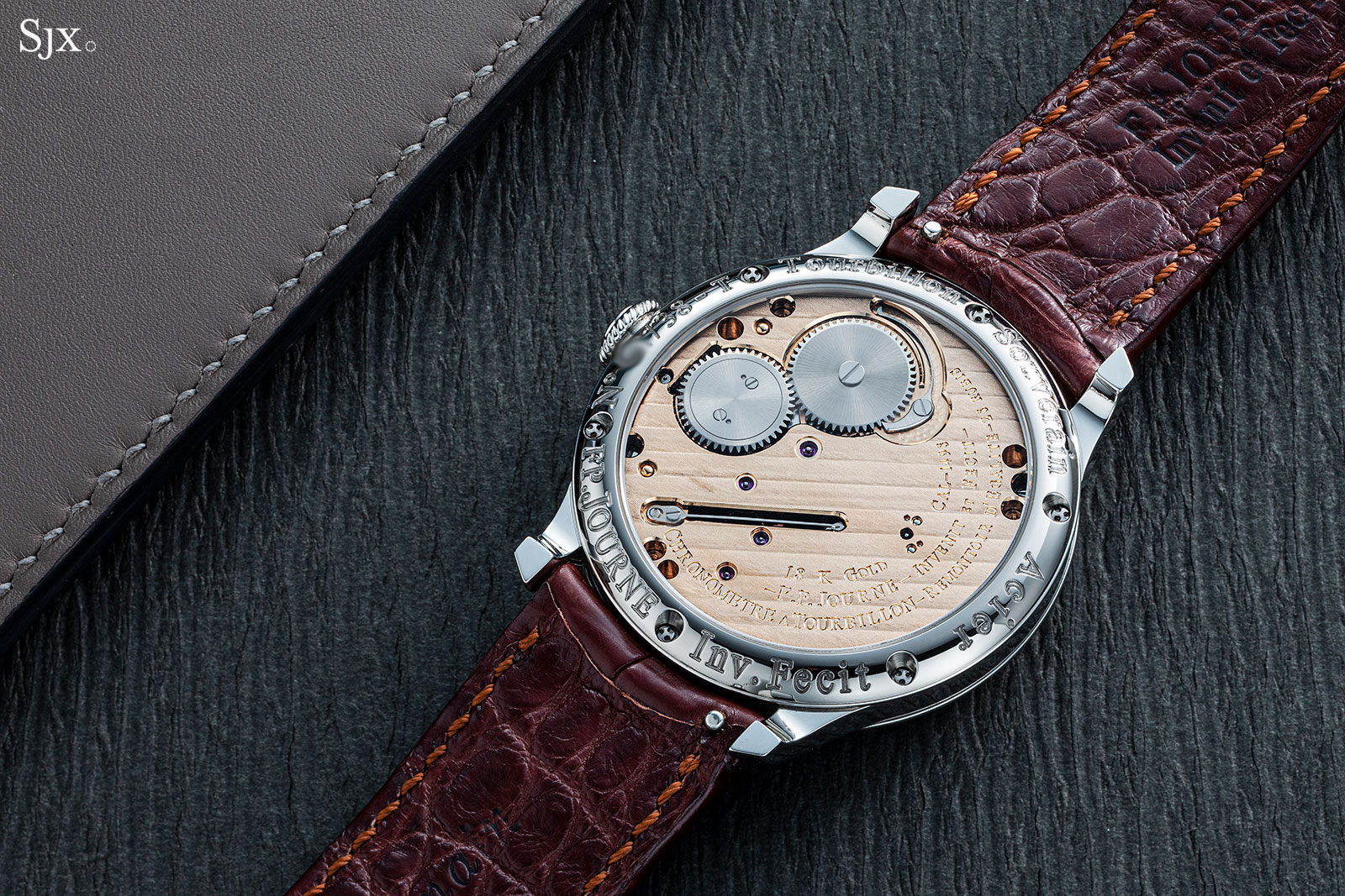 fp journe tourbillon steel phillips perpetual 2
