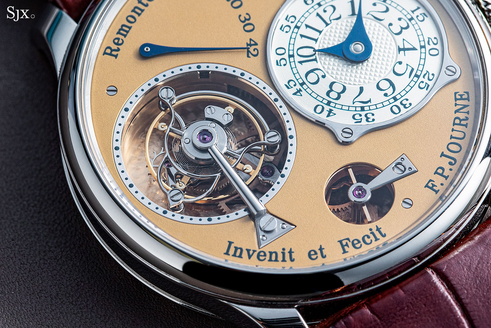 fp journe tourbillon steel phillips perpetual 3