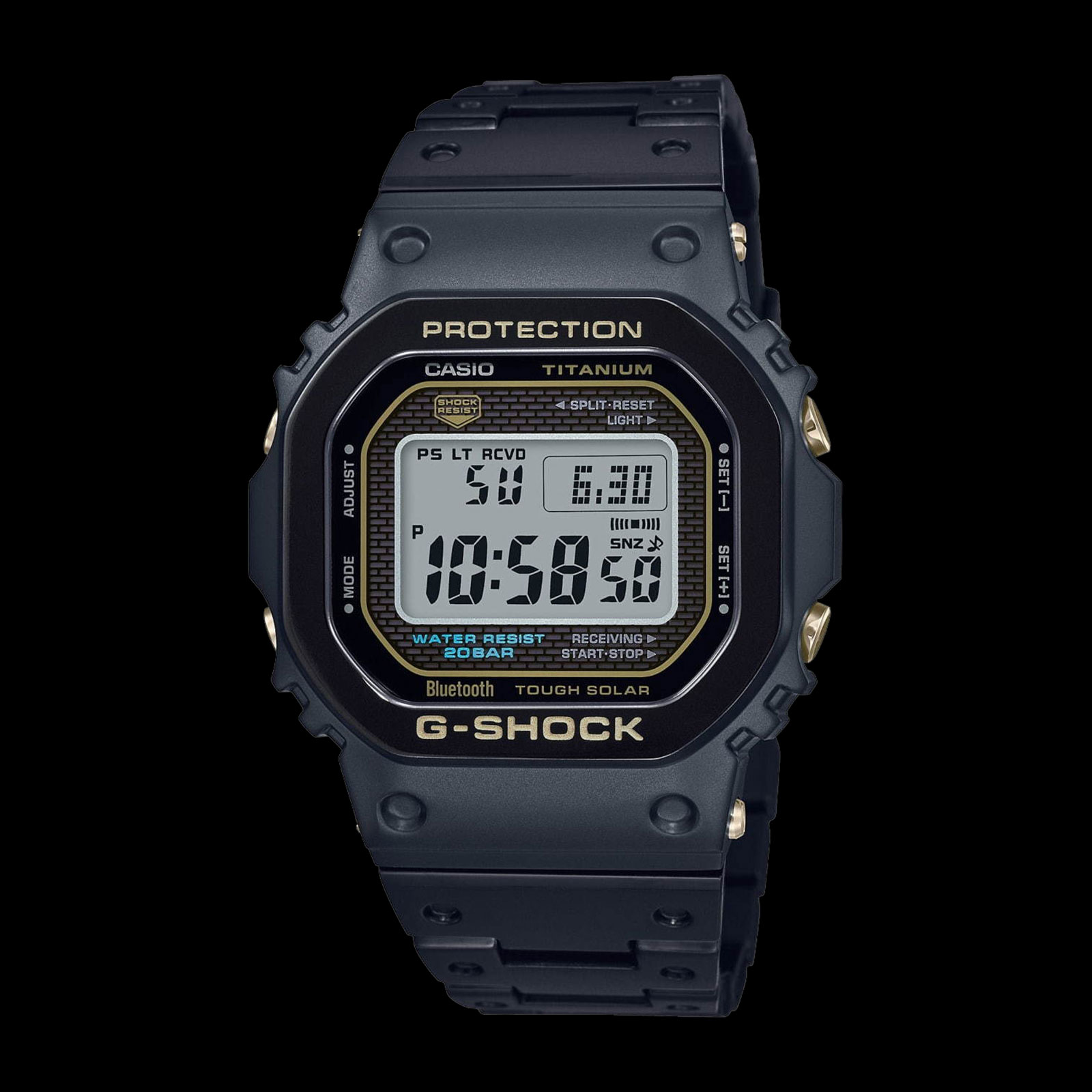 g shock full titanium 5000 series 2