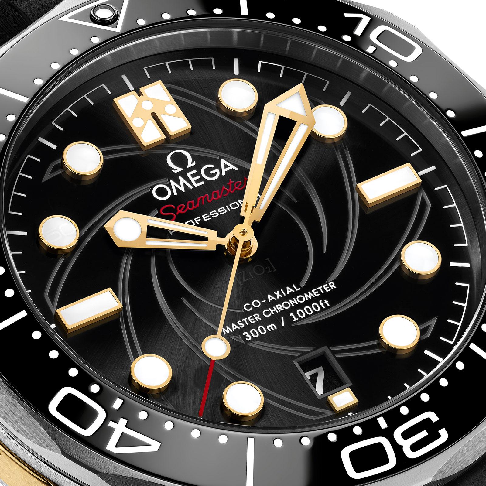 omega Seamaster Diver Her Majestys Secret Service 4