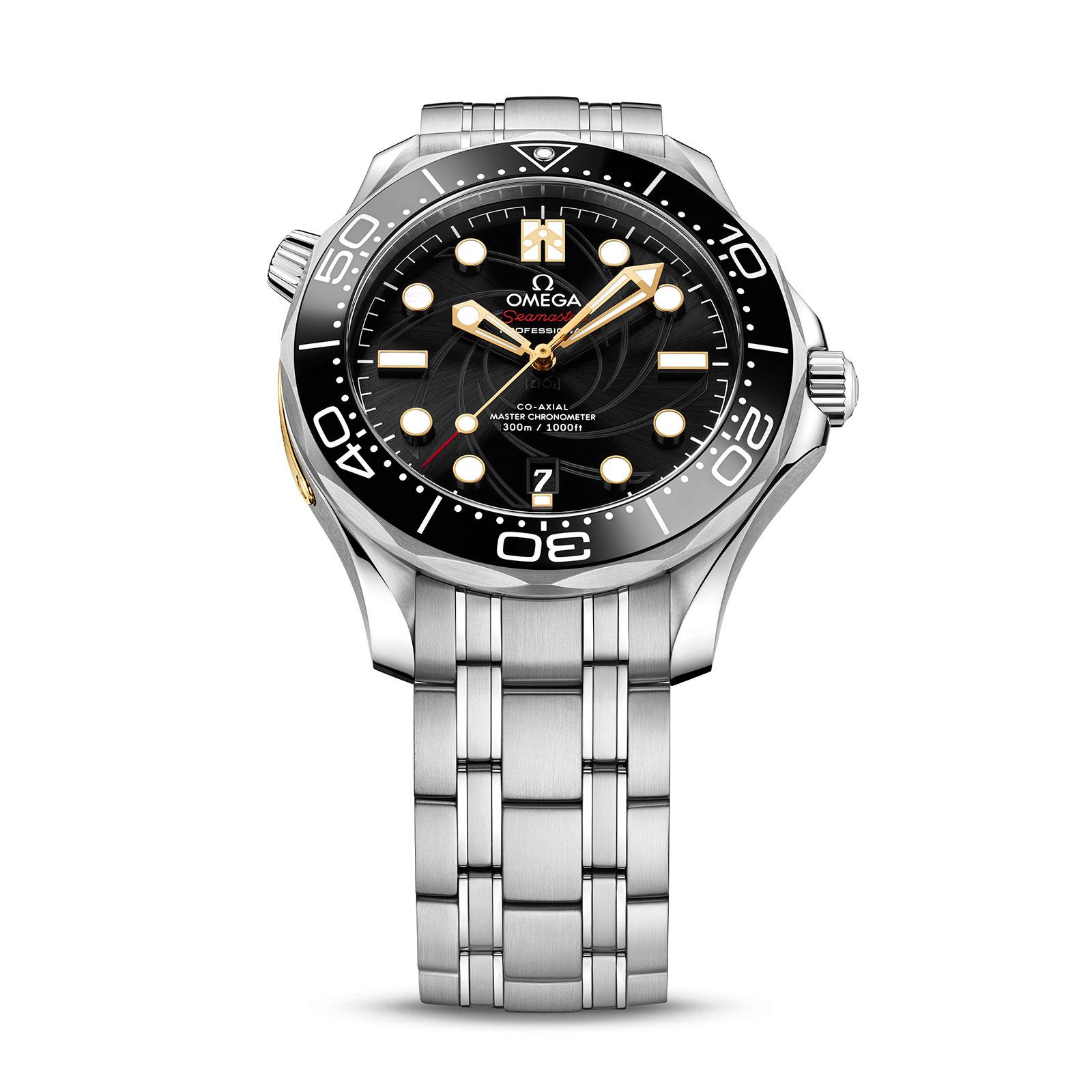 omega Seamaster Diver Her Majestys Secret Service 5