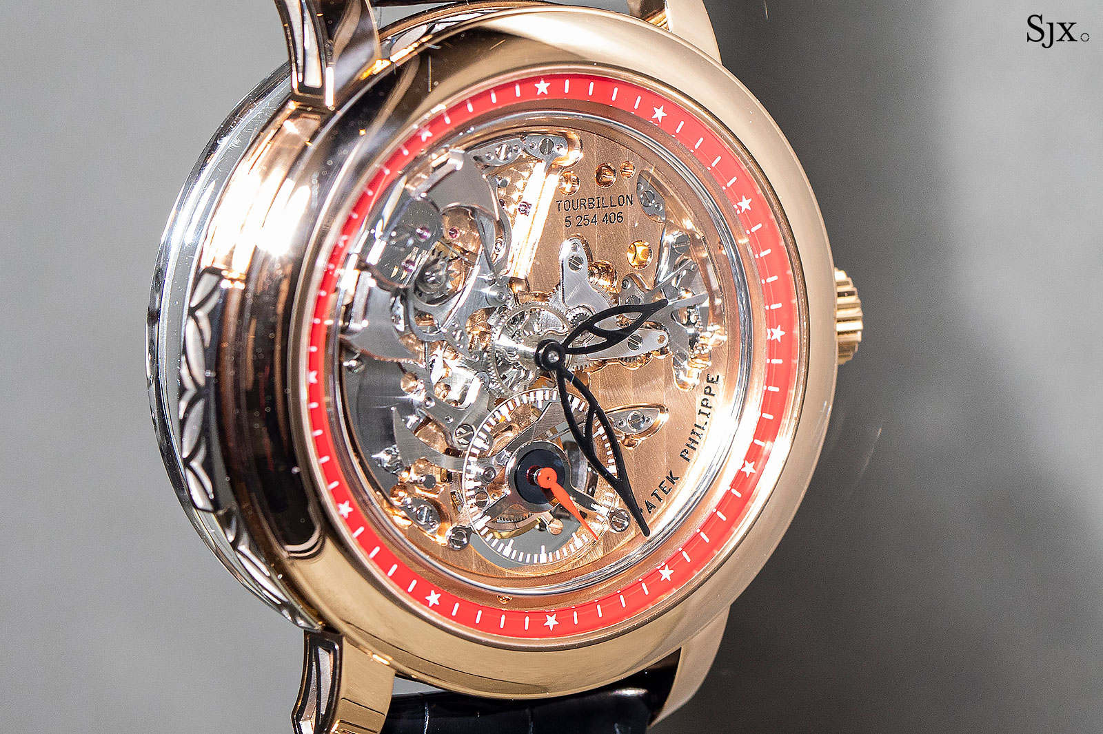 patek philippe 5303R Minute Repeater Tourbillon Singapore 2019 10