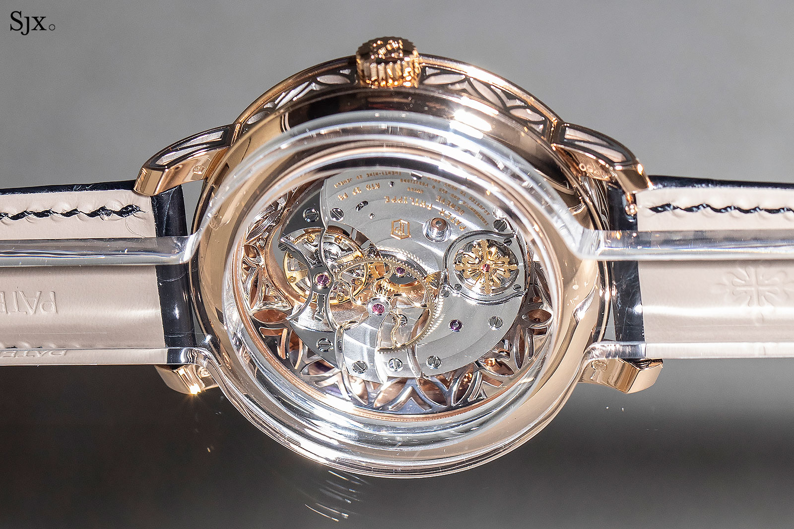 patek philippe 5303R Minute Repeater Tourbillon Singapore 2019 8