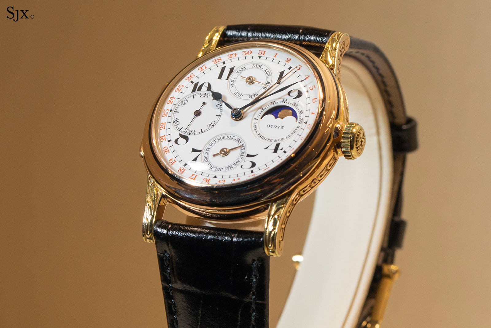 patek philippe grand exhibition singapore 2019 first perpetual