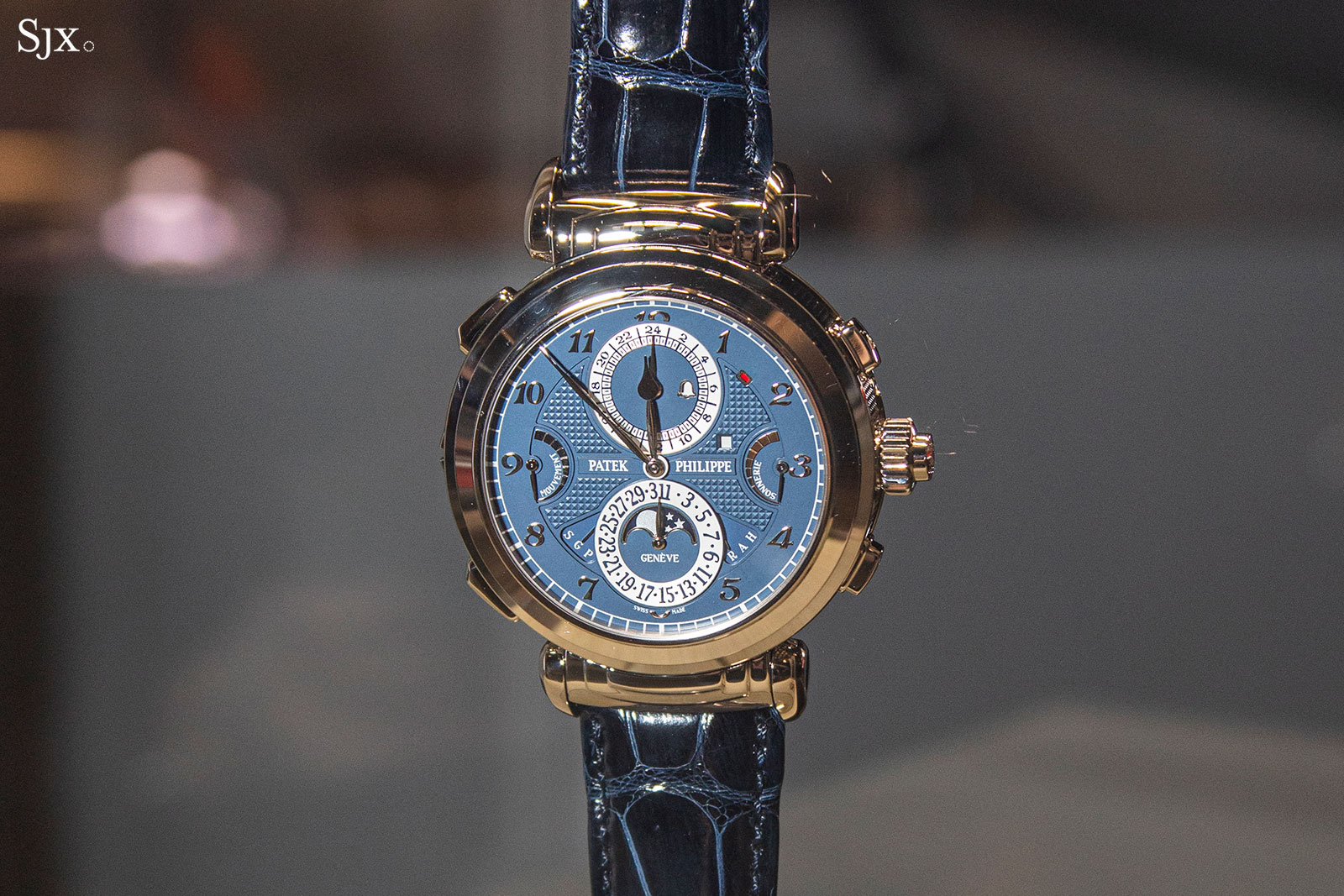 patek philippe grand exhibition singapore 2019 grandmaster chime