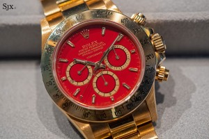 "The Mysterious Rolex Daytona Zenith ""Luna Rossa"" at Sotheby's"