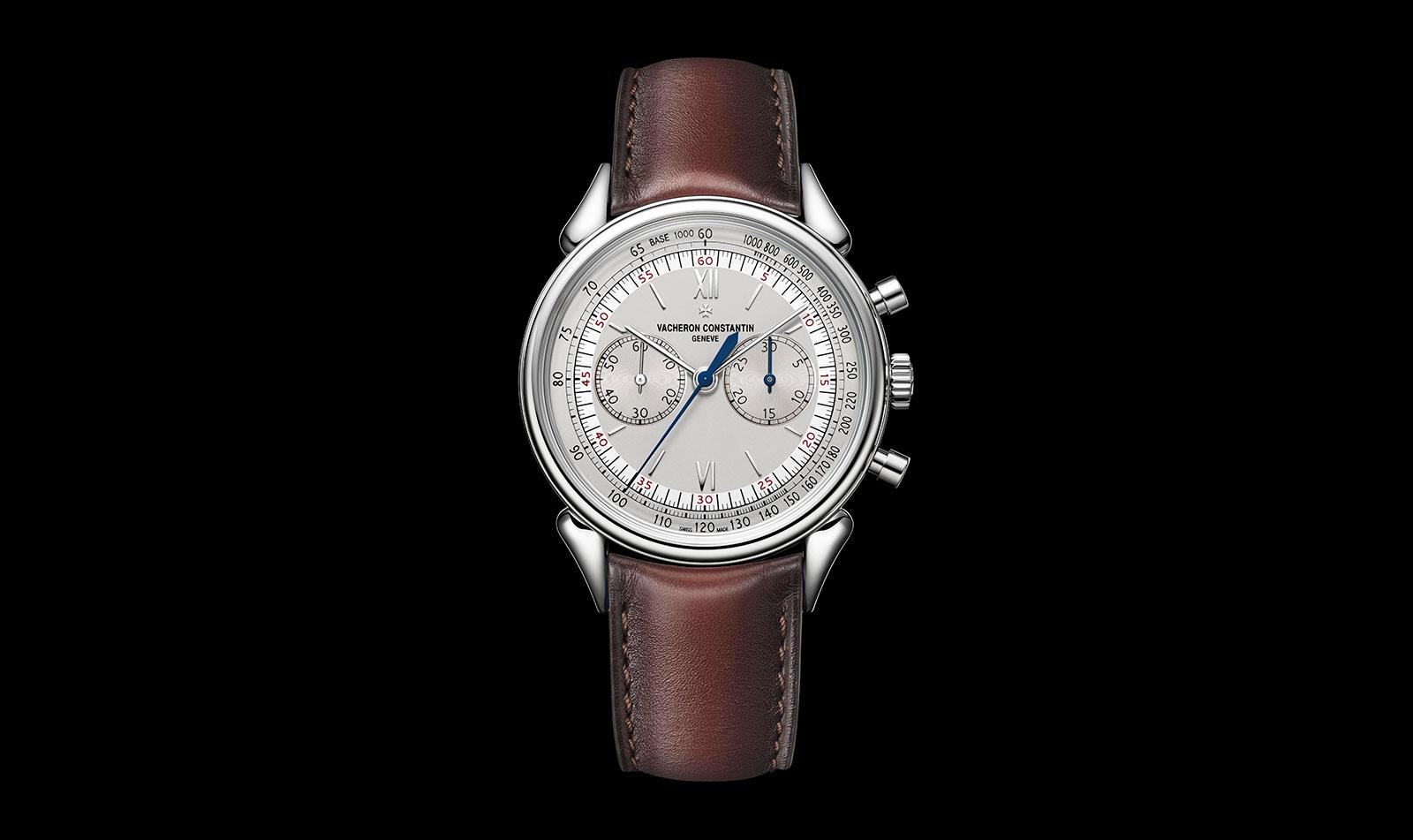 Vacheron Constantin Introduces the Cornes de Vache Chronograph in Steel | SJX Watches