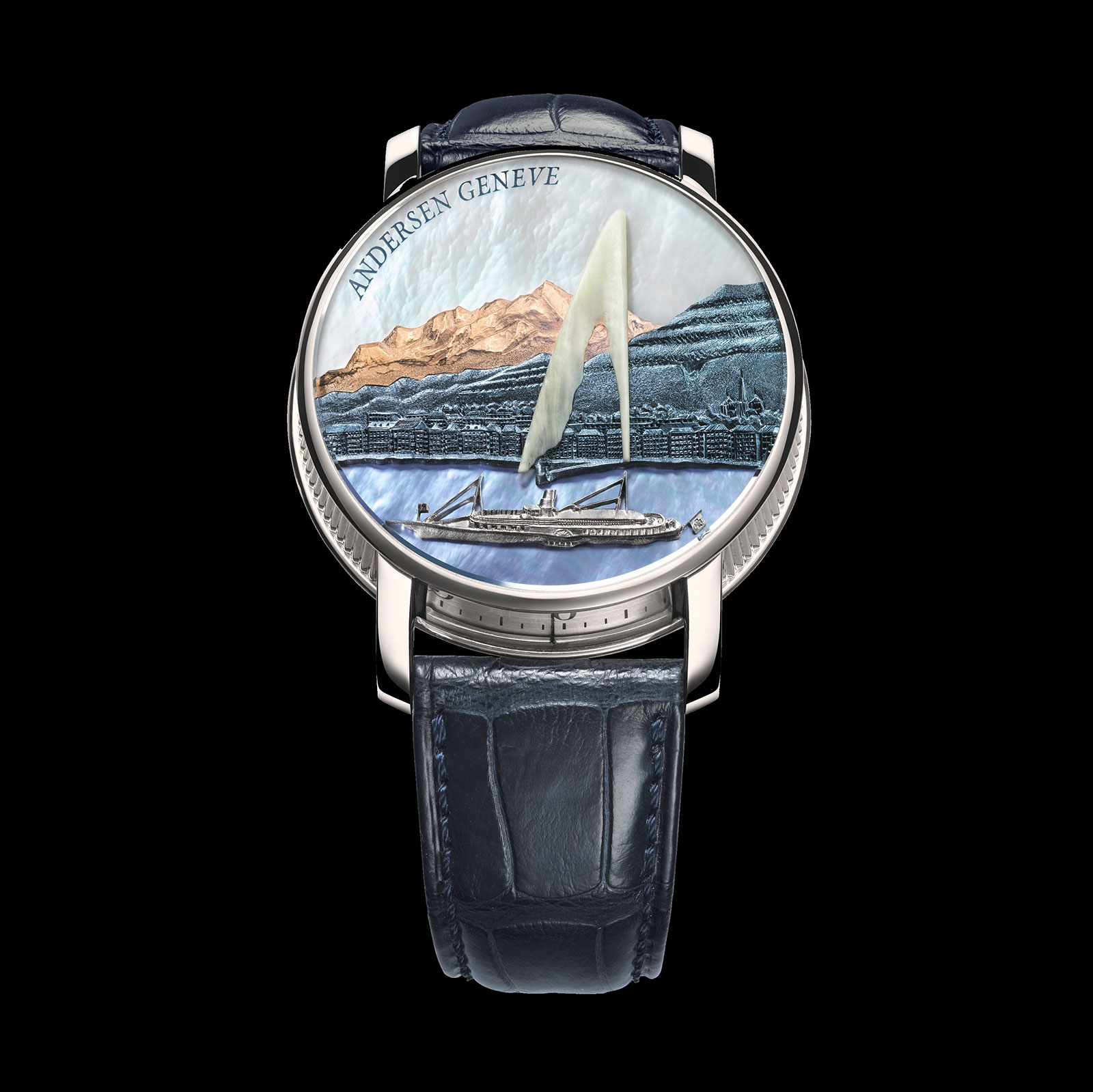 Andersen montre tact only watch 2019 11