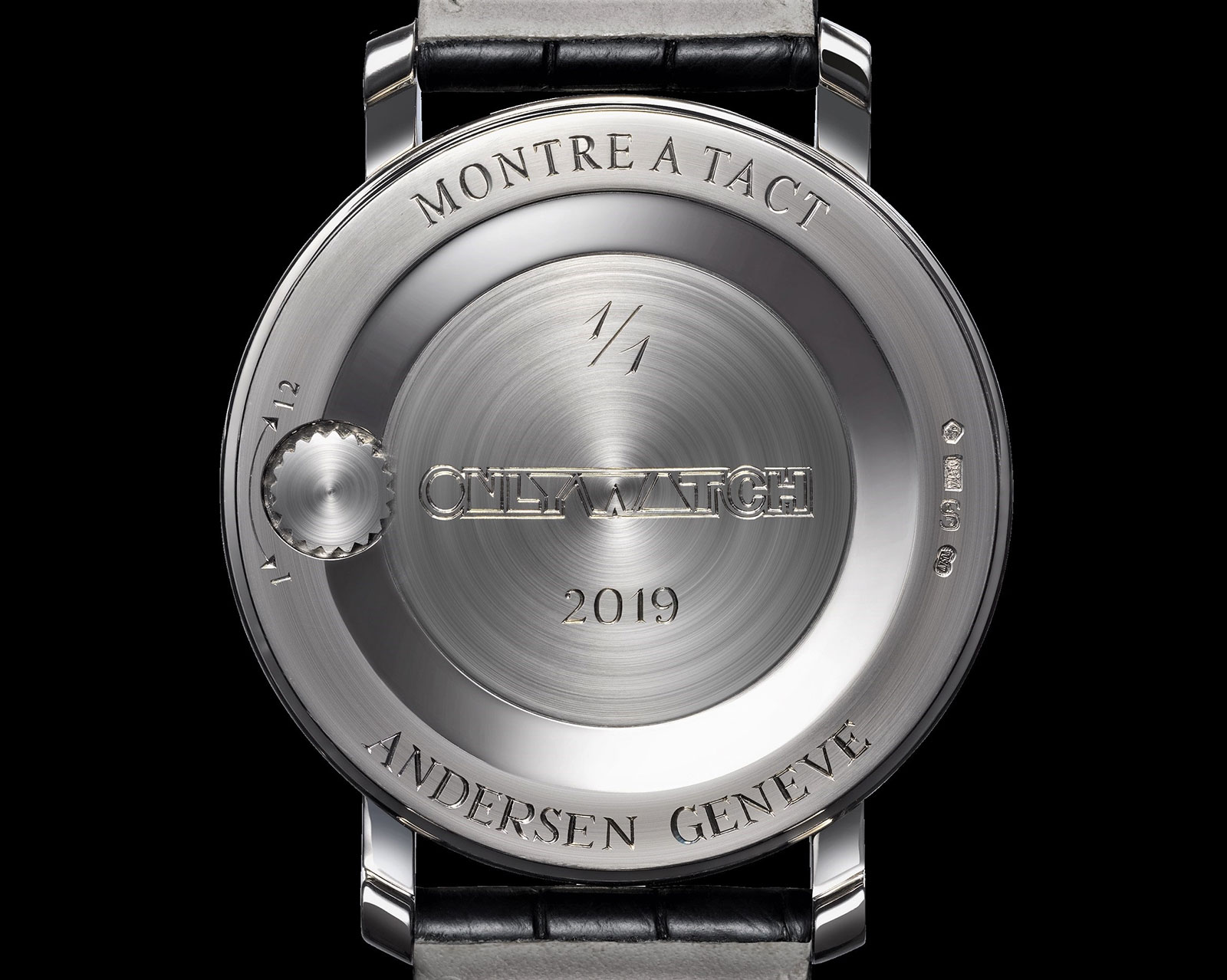 Andersen montre tact only watch 2019 9
