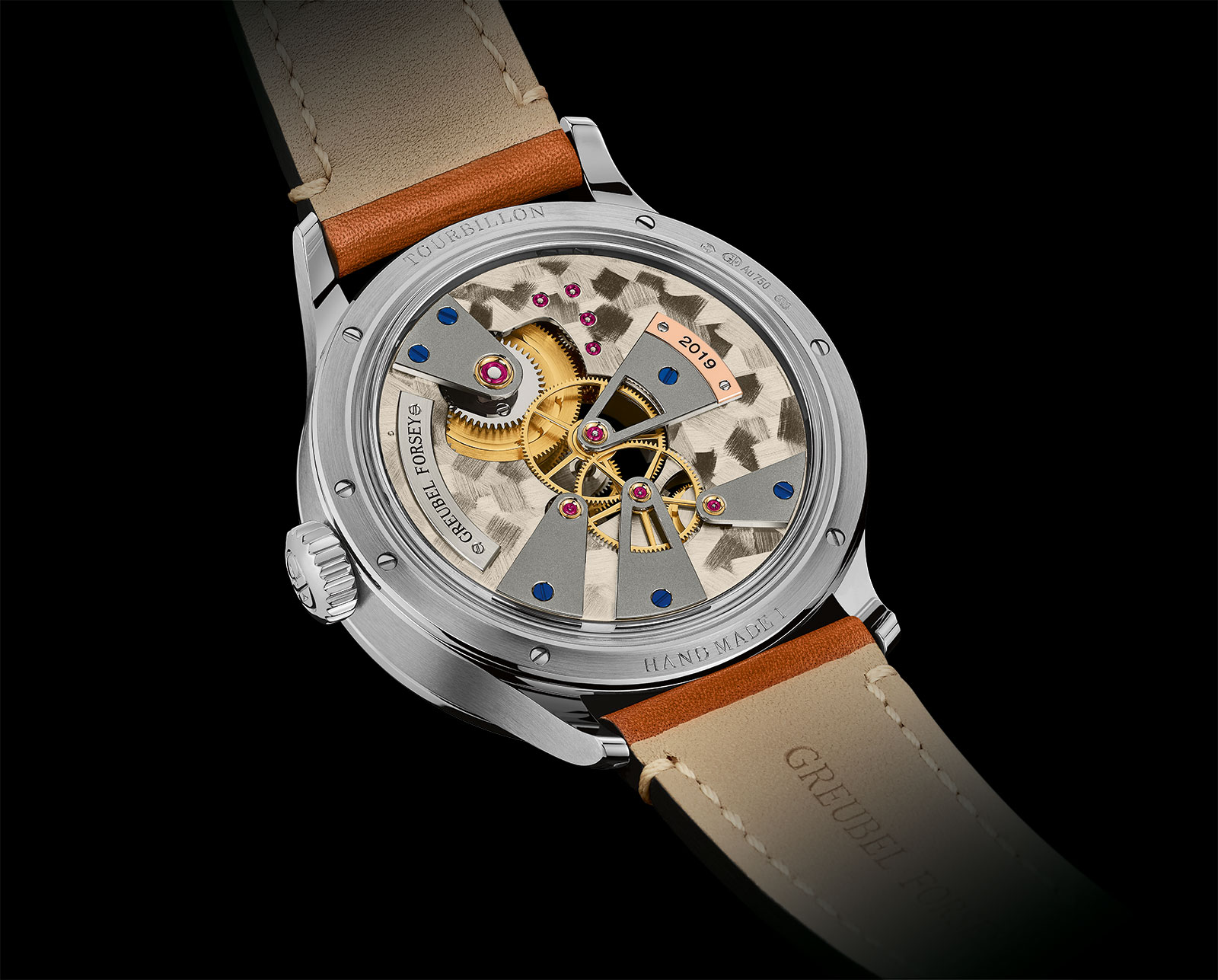 Greubel Forsey Hand Made 1 watch 2