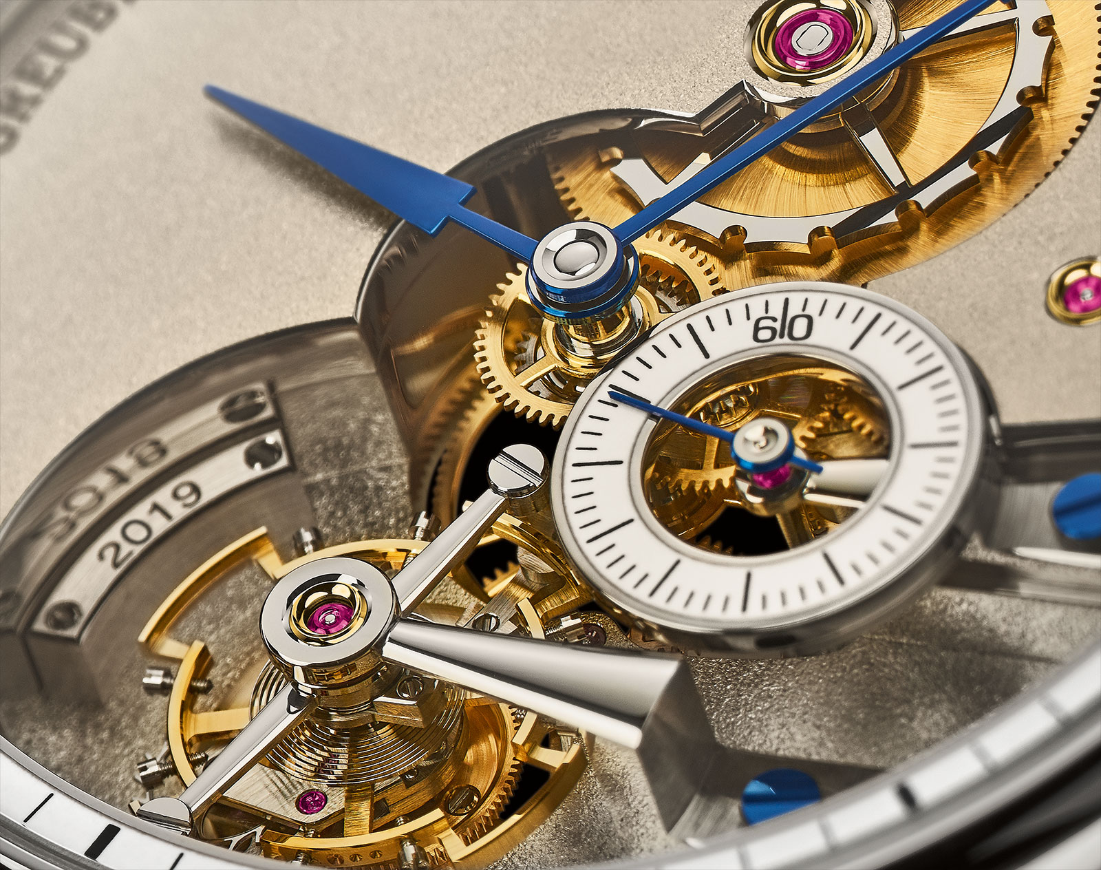 Greubel Forsey Hand Made 1 watch 3