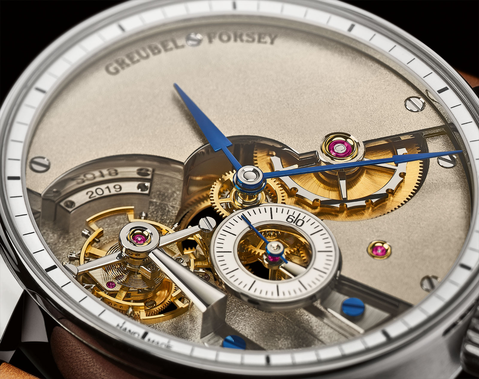Greubel Forsey Hand Made 1 watch 4