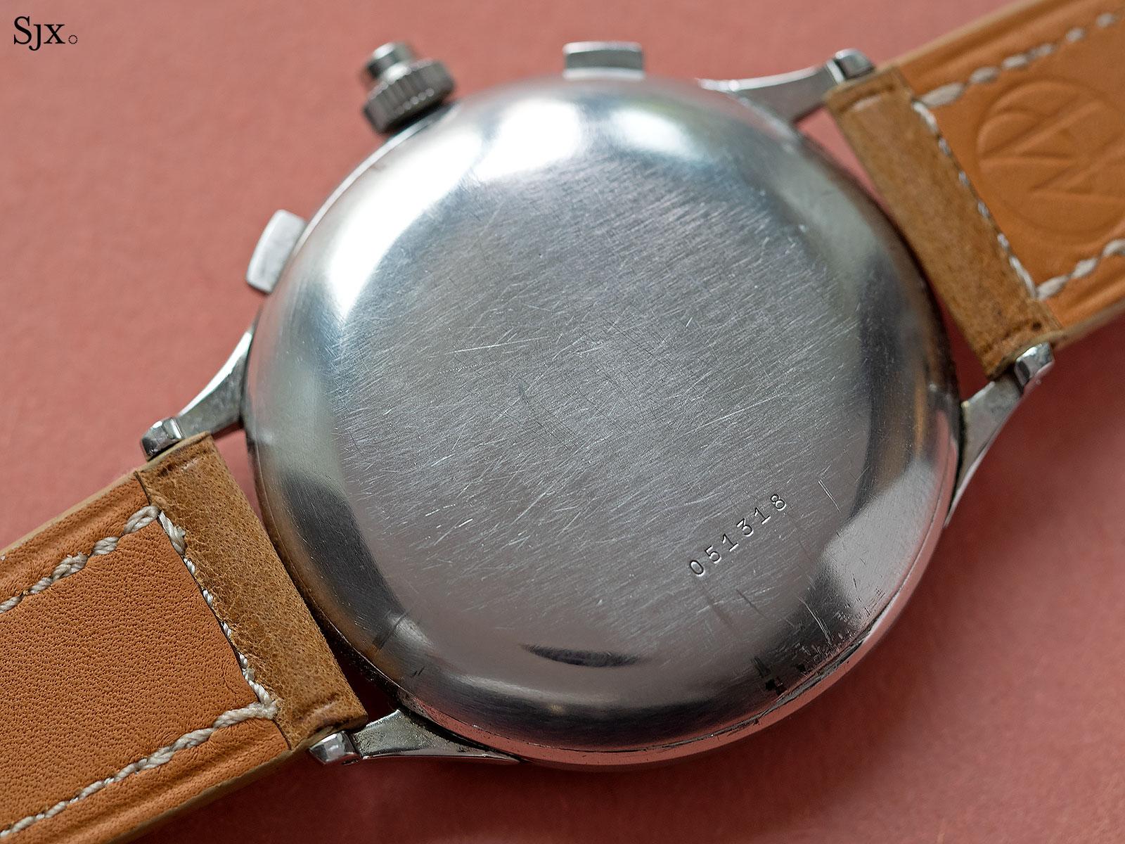Rolex 4113 split seconds chronograph 5