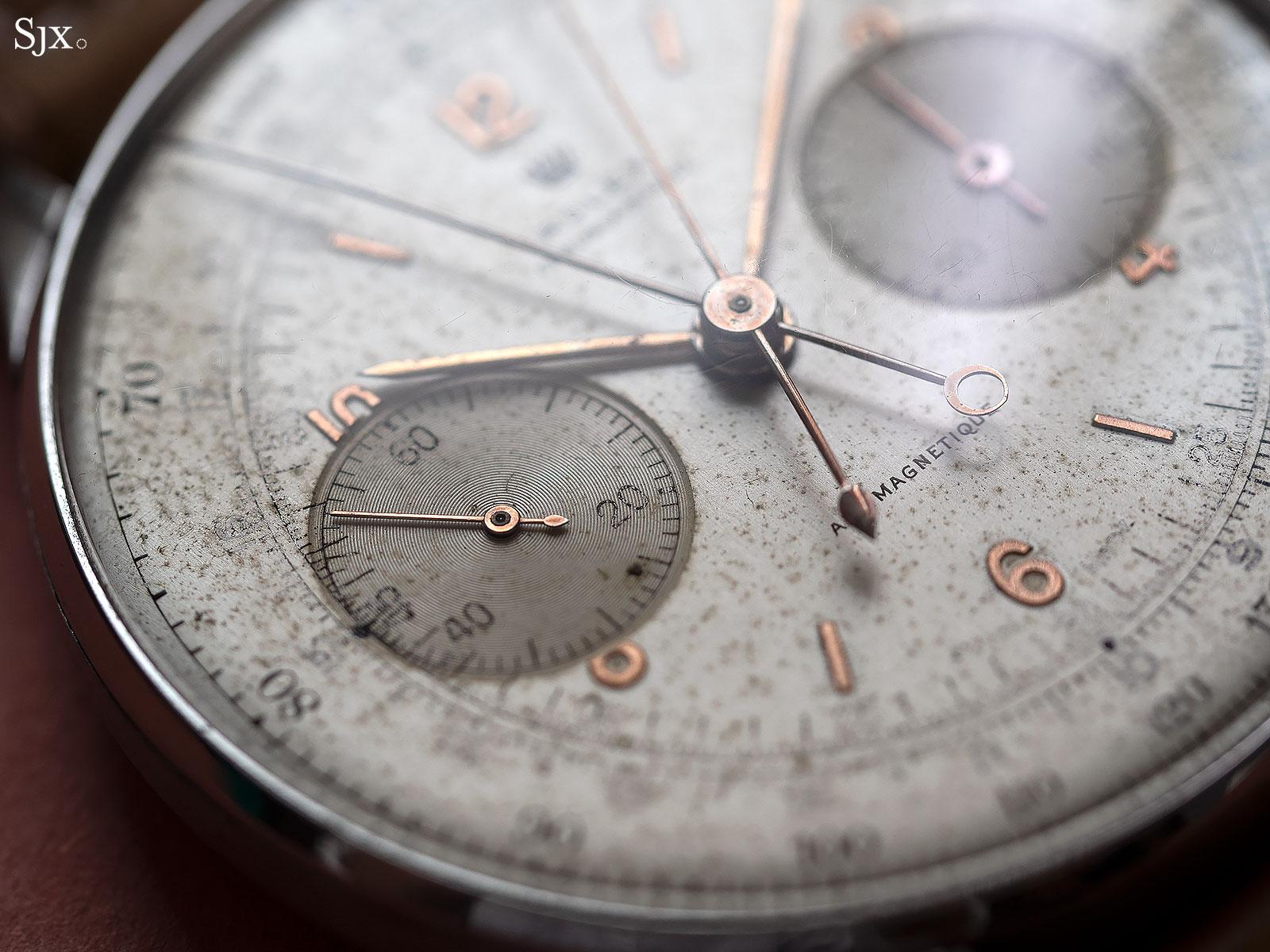 Rolex 4113 split seconds chronograph 7