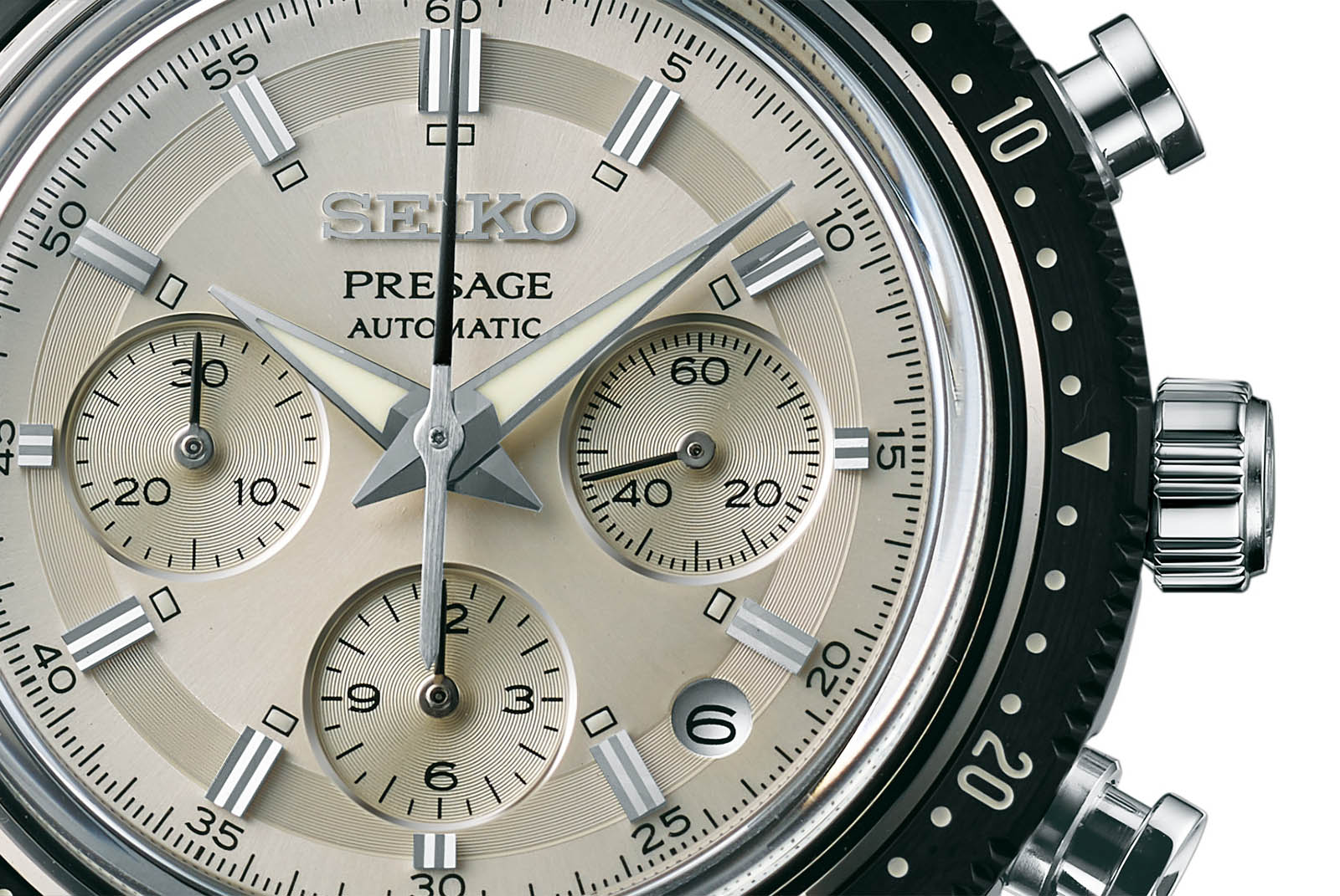 Seiko Presage Chronograph 55th Anniversary Limited Edition ref. SRQ031